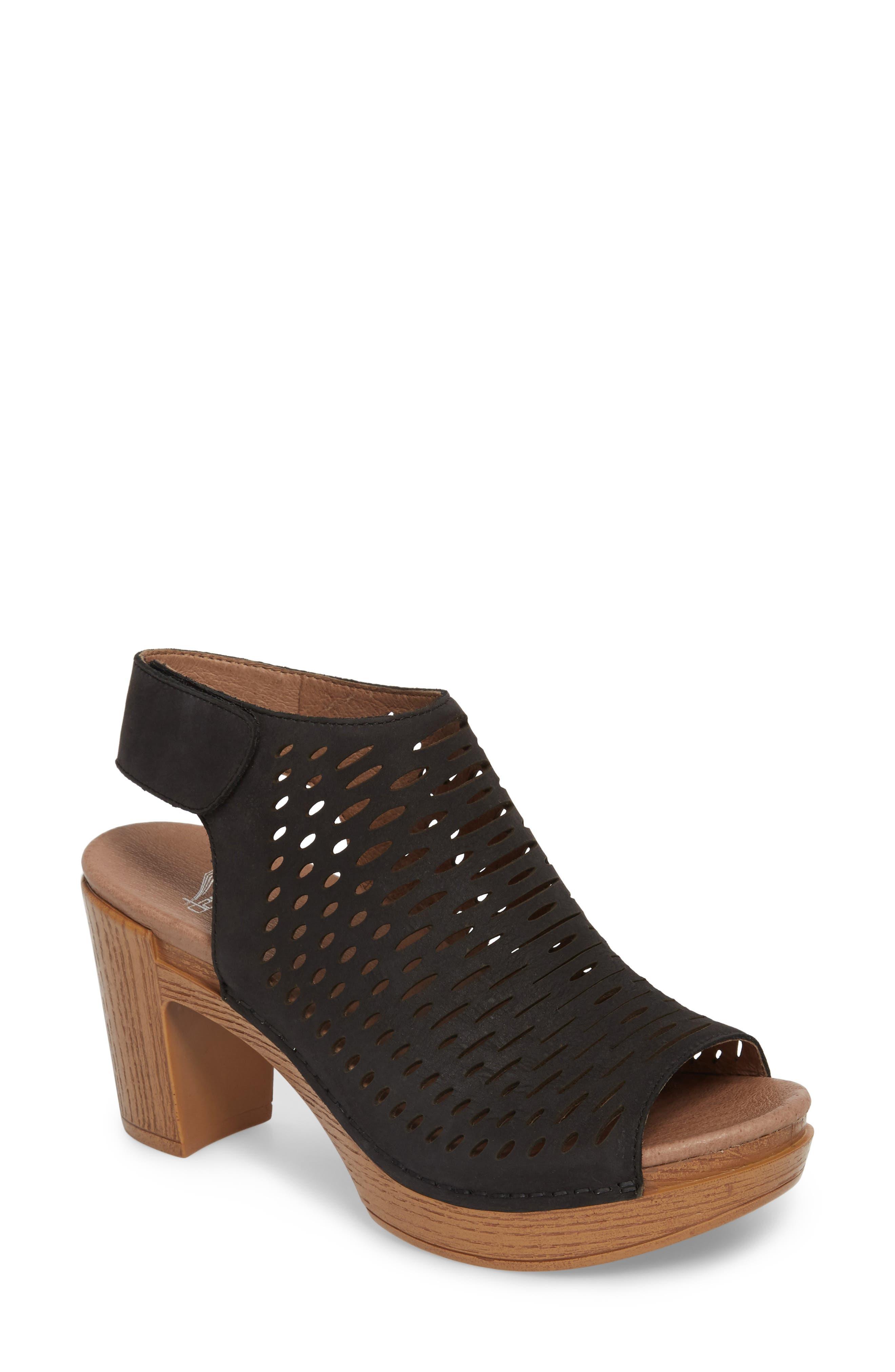 Dansko Danae Block Heel Sandal (Women)