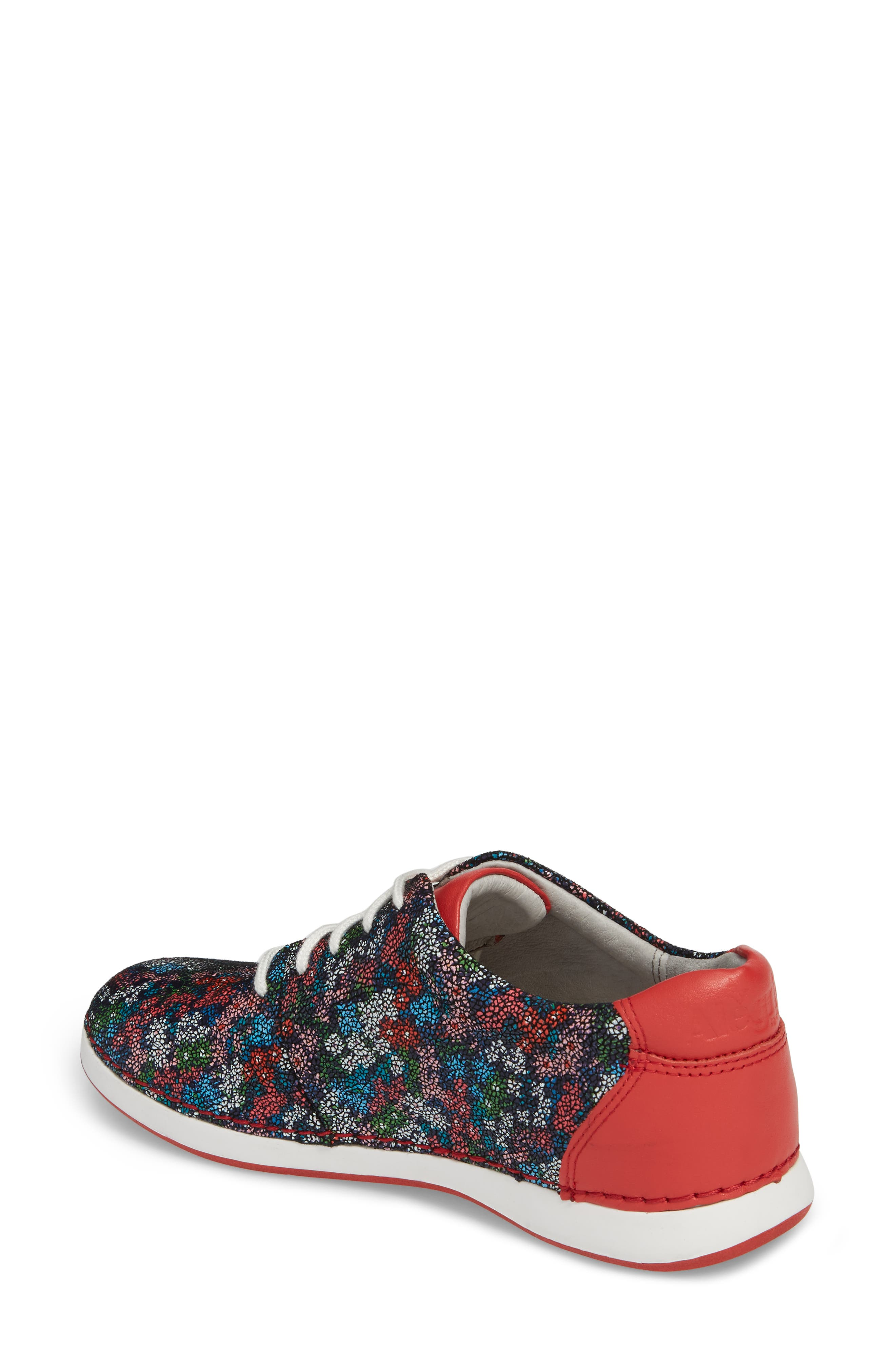 Essence Lace-Up Leather Oxford,                             Alternate thumbnail 2, color,                             Botanncool Leather