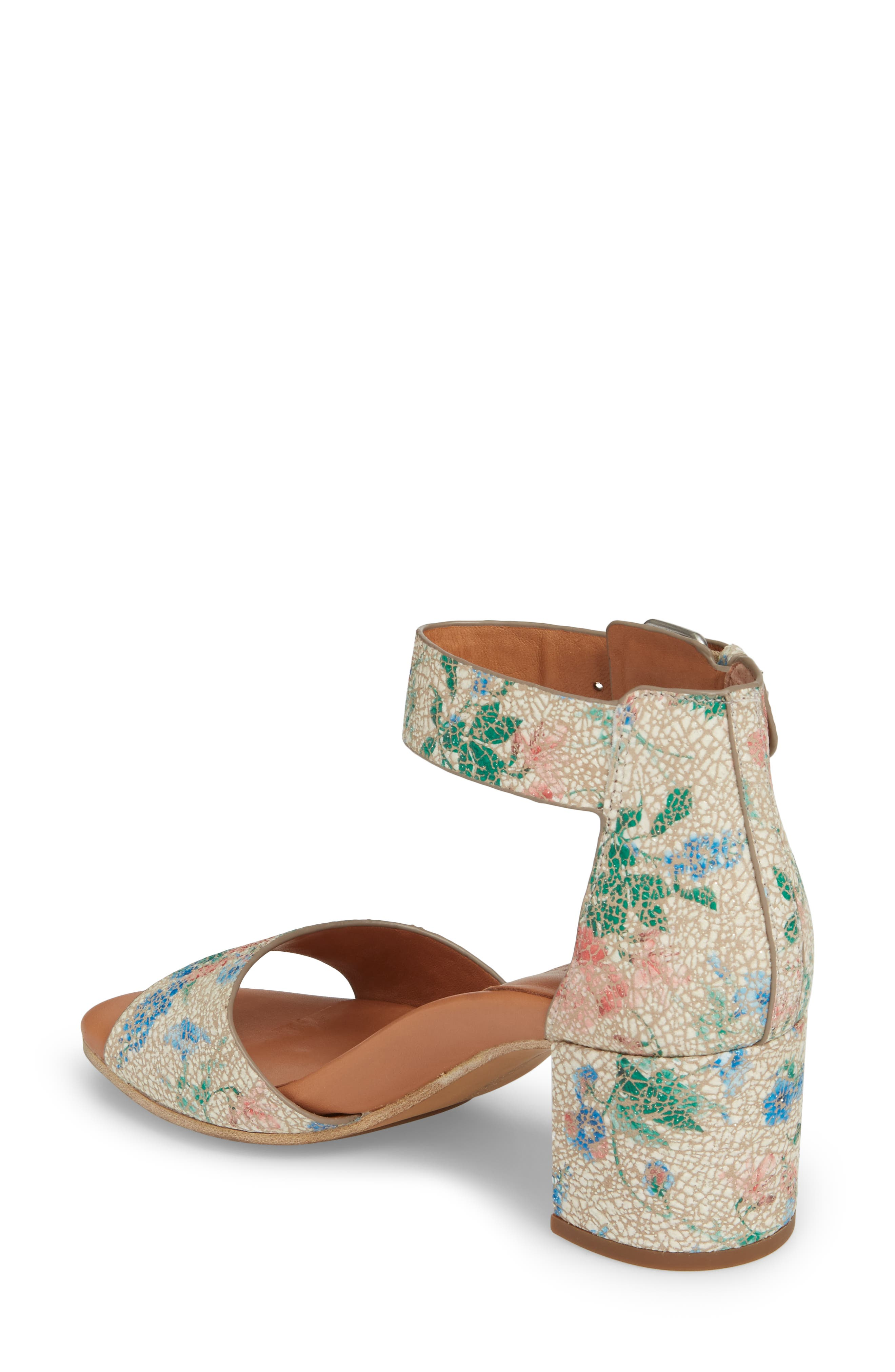 Alternate Image 2  - Gentle Souls Christa Block Heel Sandal (Women)