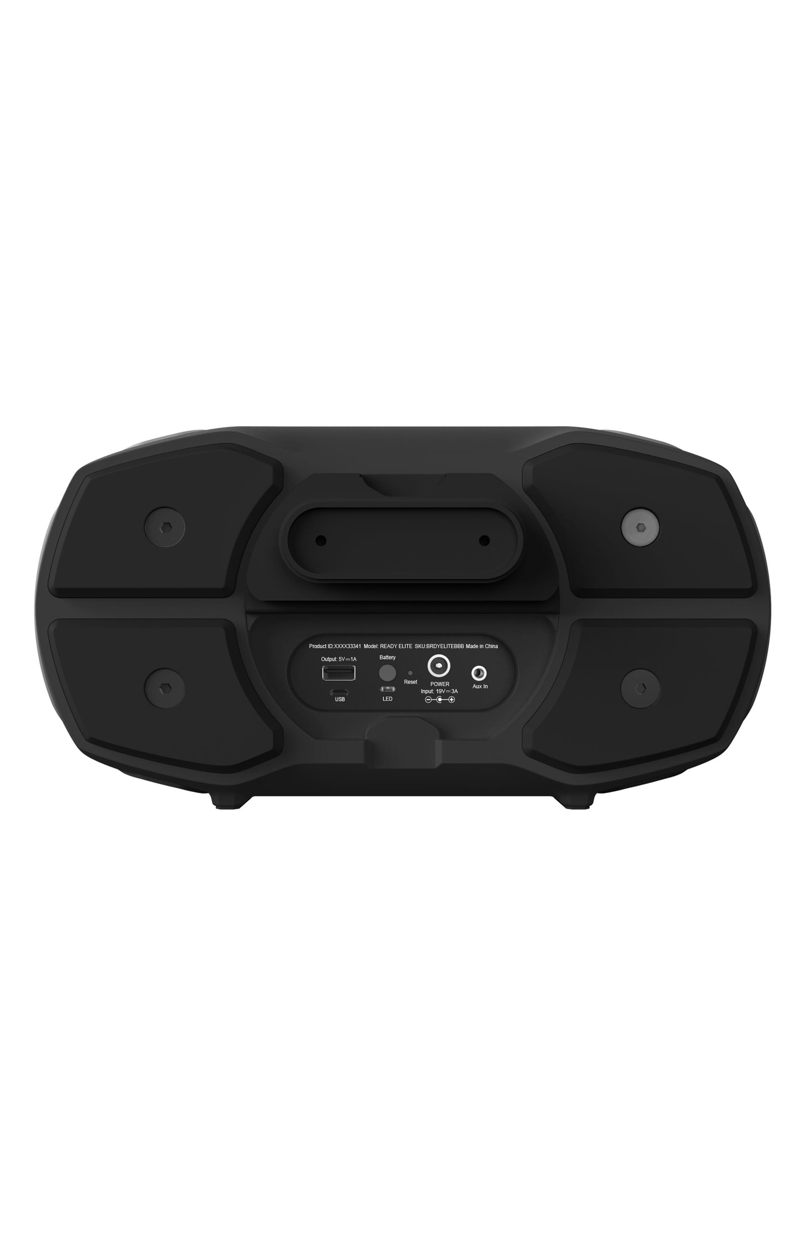 Ready Elite Bluetooth<sup>®</sup> Speaker,                             Alternate thumbnail 2, color,                             Black/ Titanium