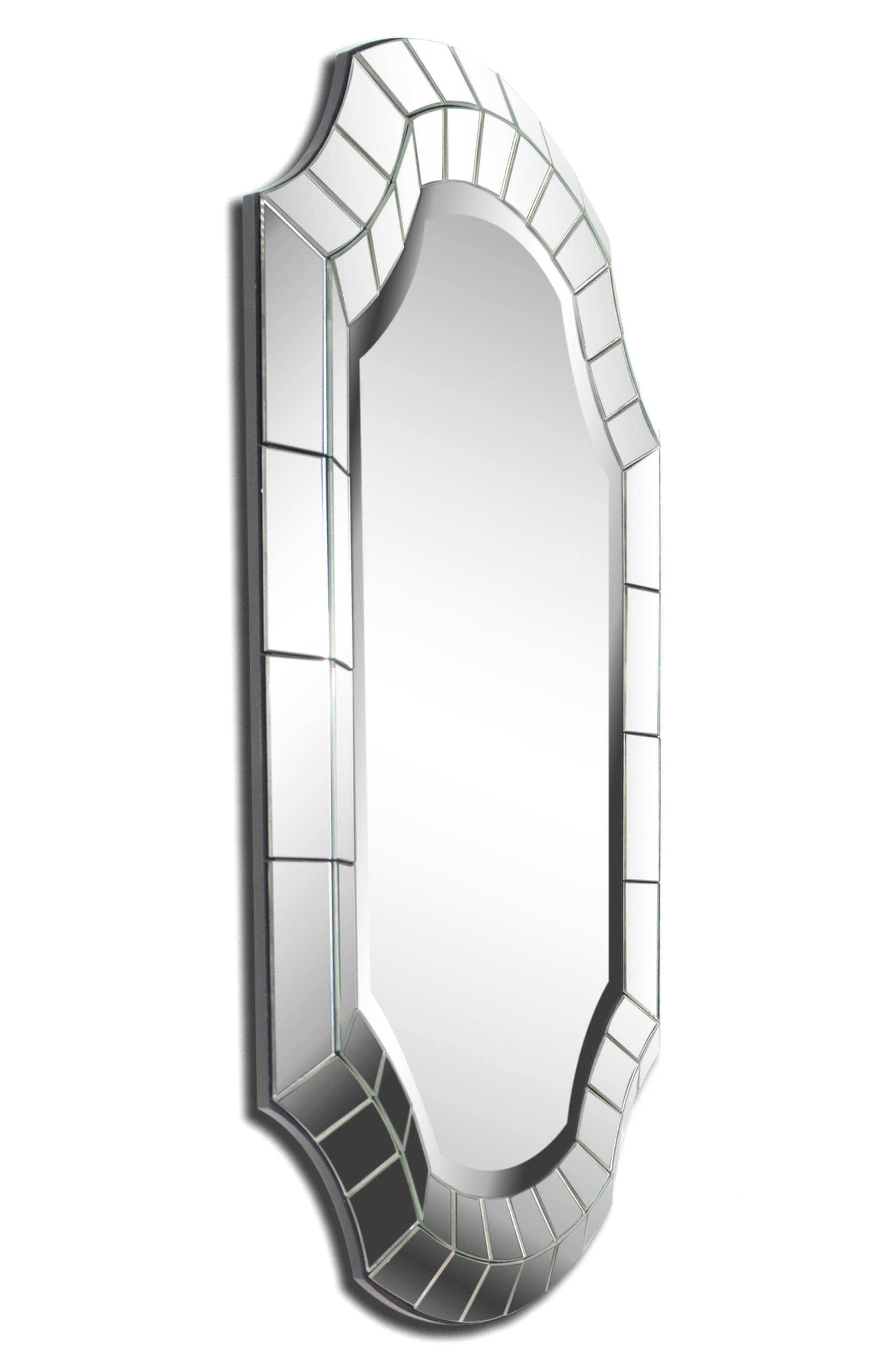 Clarke Mirror,                             Alternate thumbnail 6, color,                             Antique Mirror