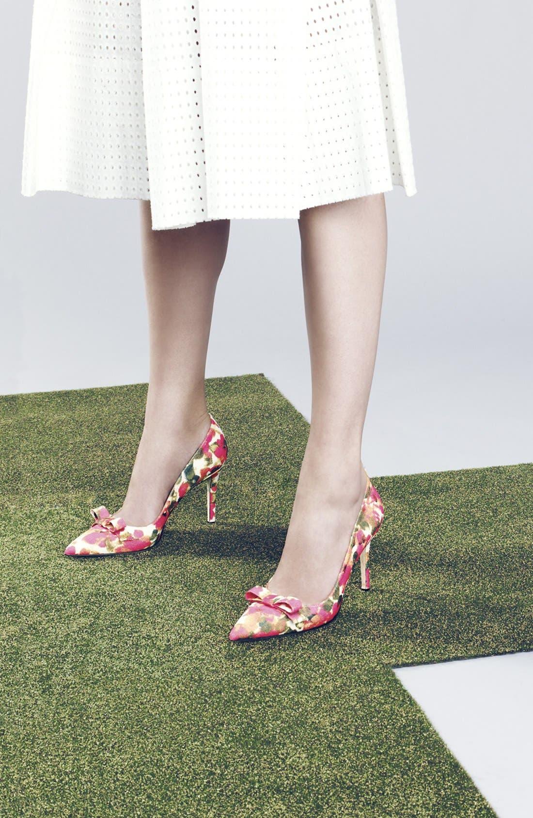 Alternate Image 5  - SJP 'Sister' Pointy Toe Pump (Women)