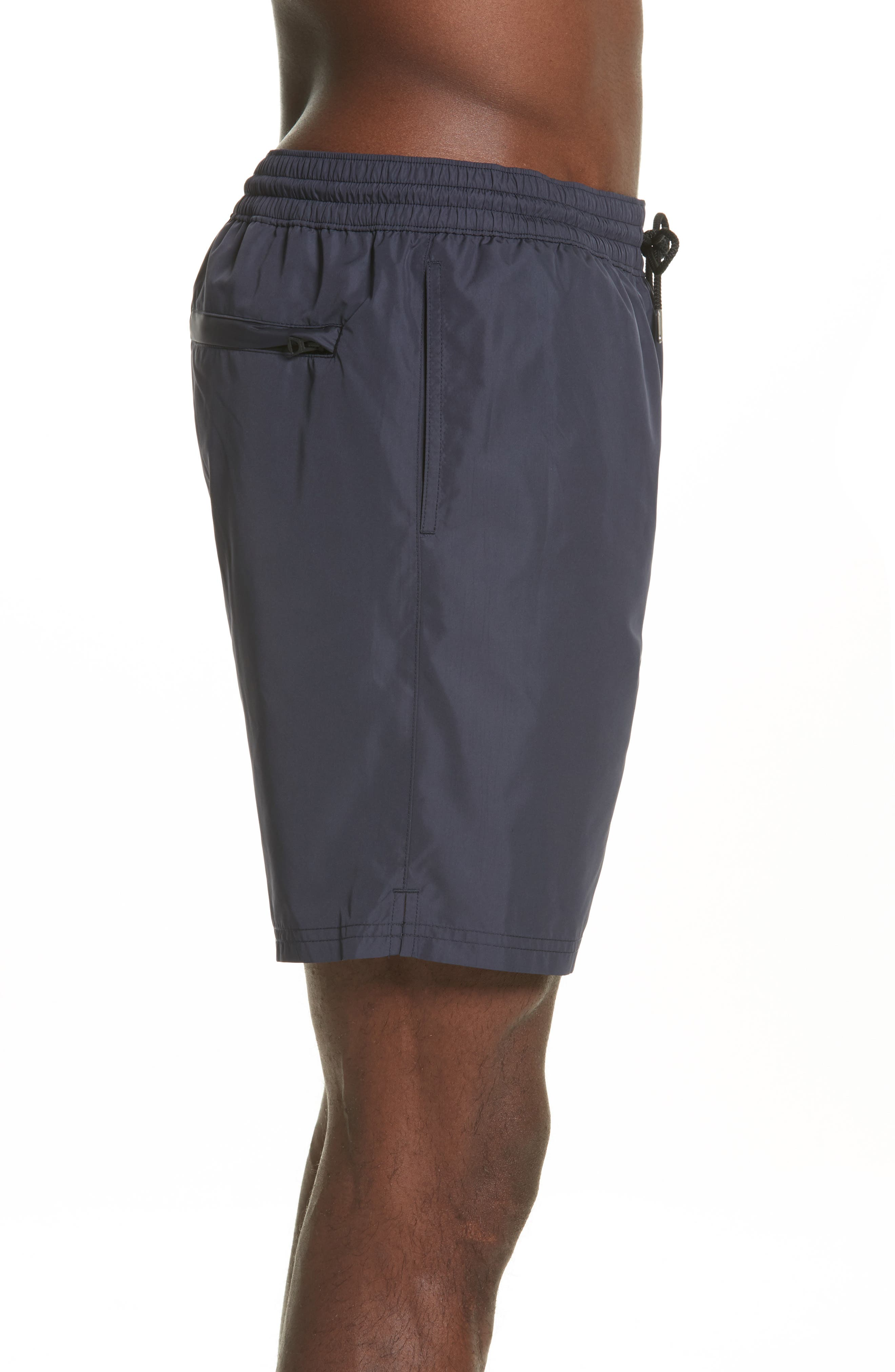 Guildes Swim Trunks,                             Alternate thumbnail 3, color,                             Navy