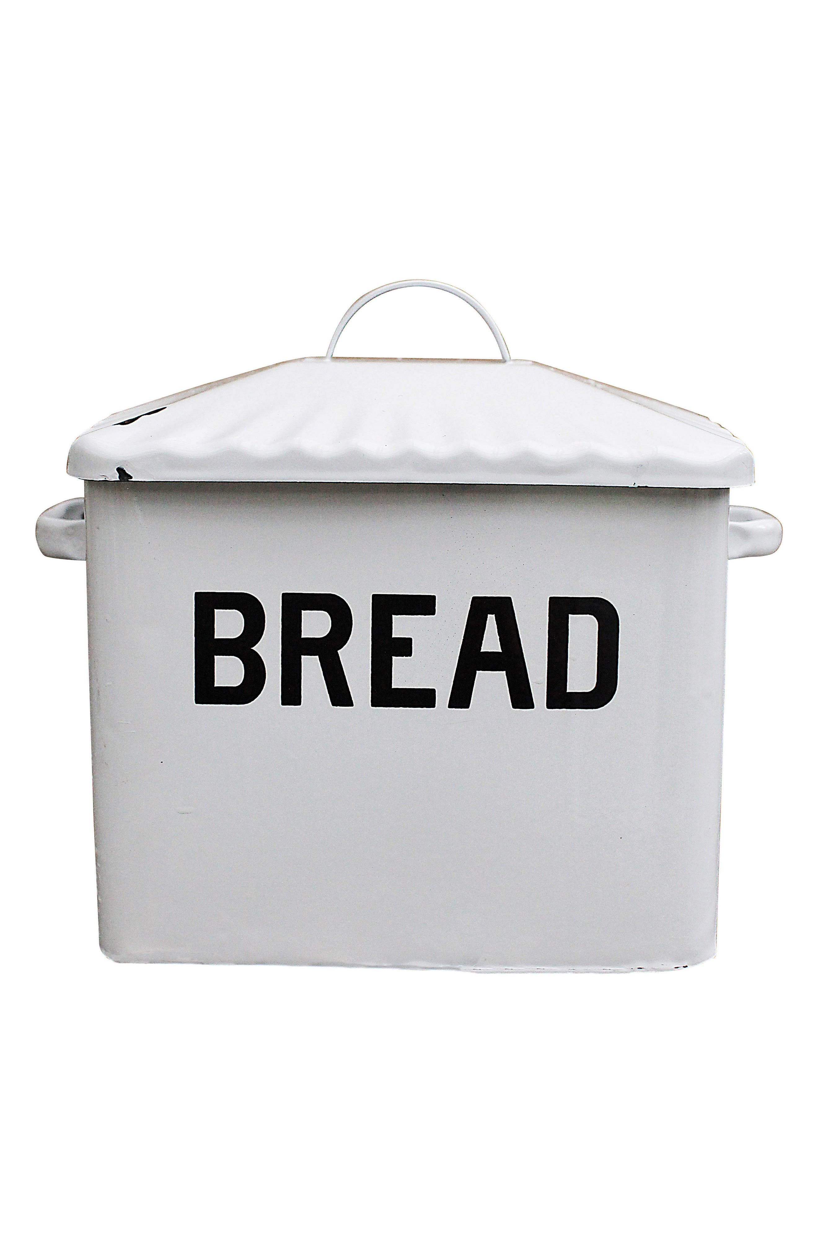 Alternate Image 1 Selected - Creative Co-Op Bread Box