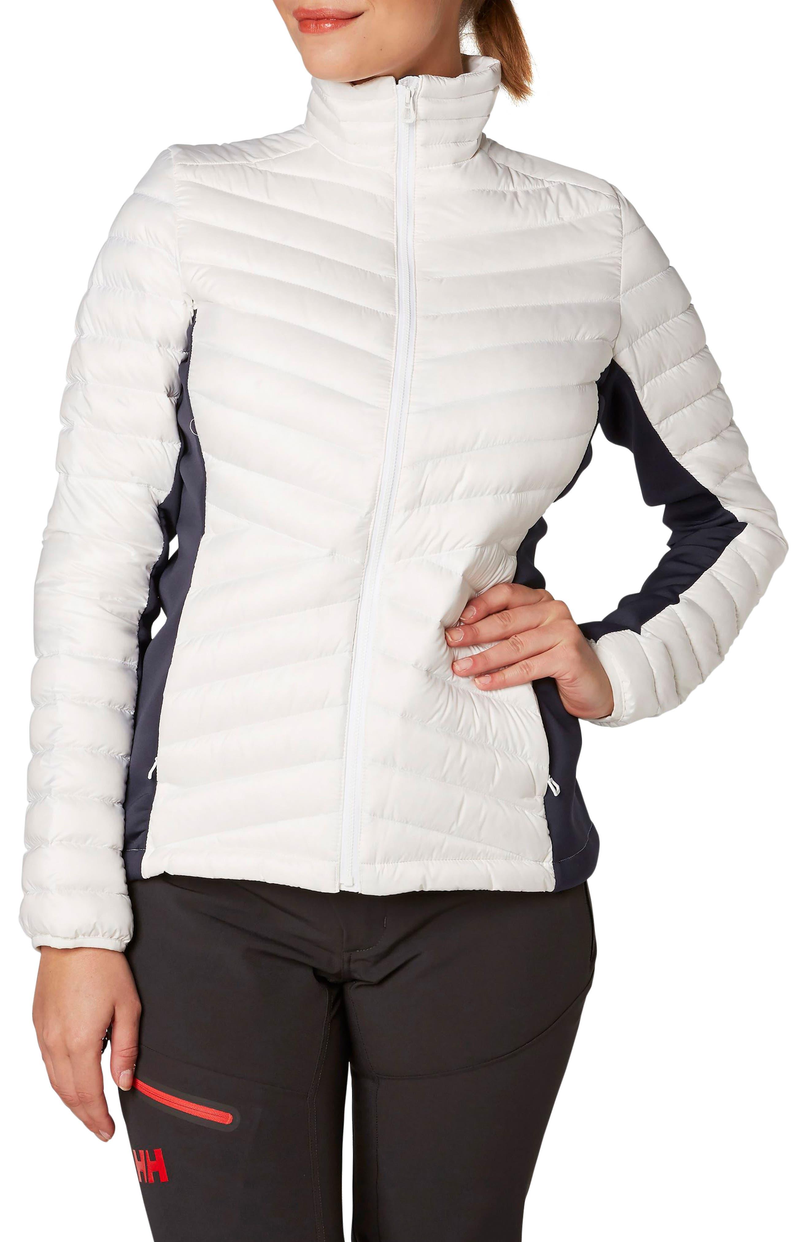 Alternate Image 1 Selected - Helly Hansen Verglas Hybrid Down Insulator Jacket