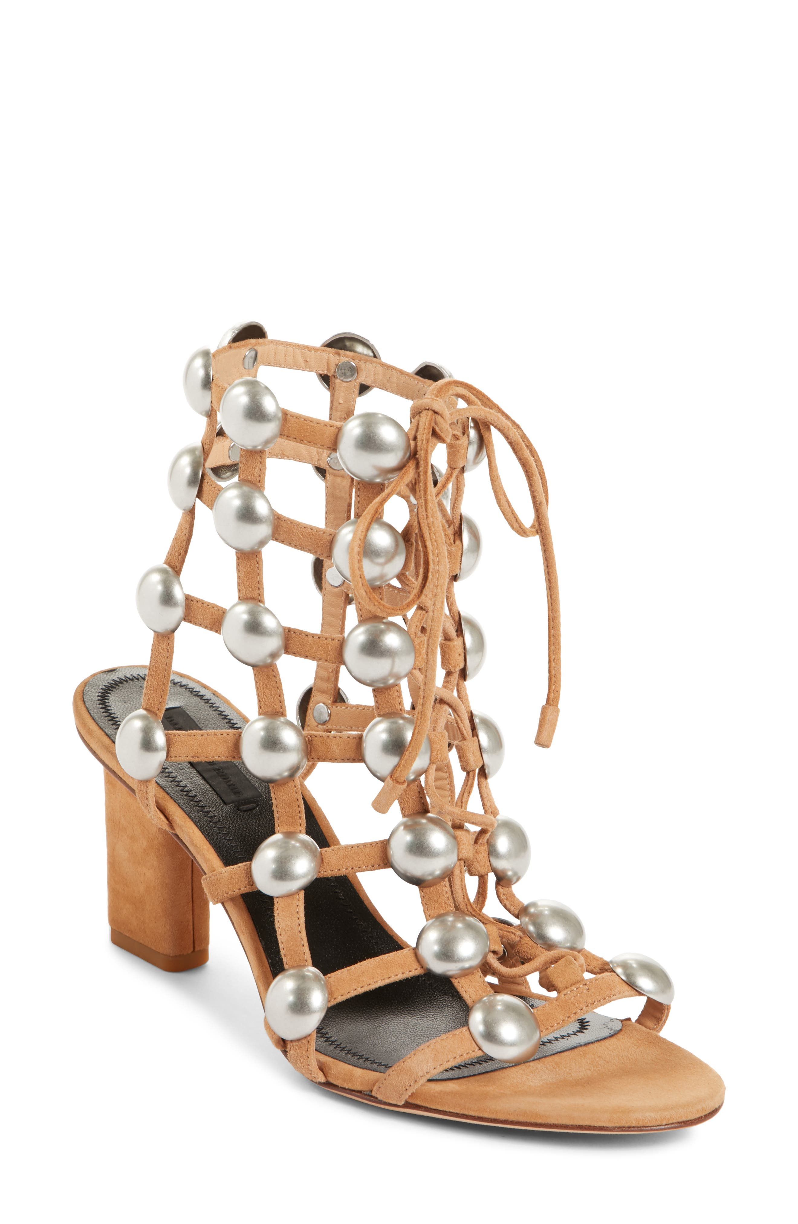 Alexander Wang Rainey Studded Sandal (Women)