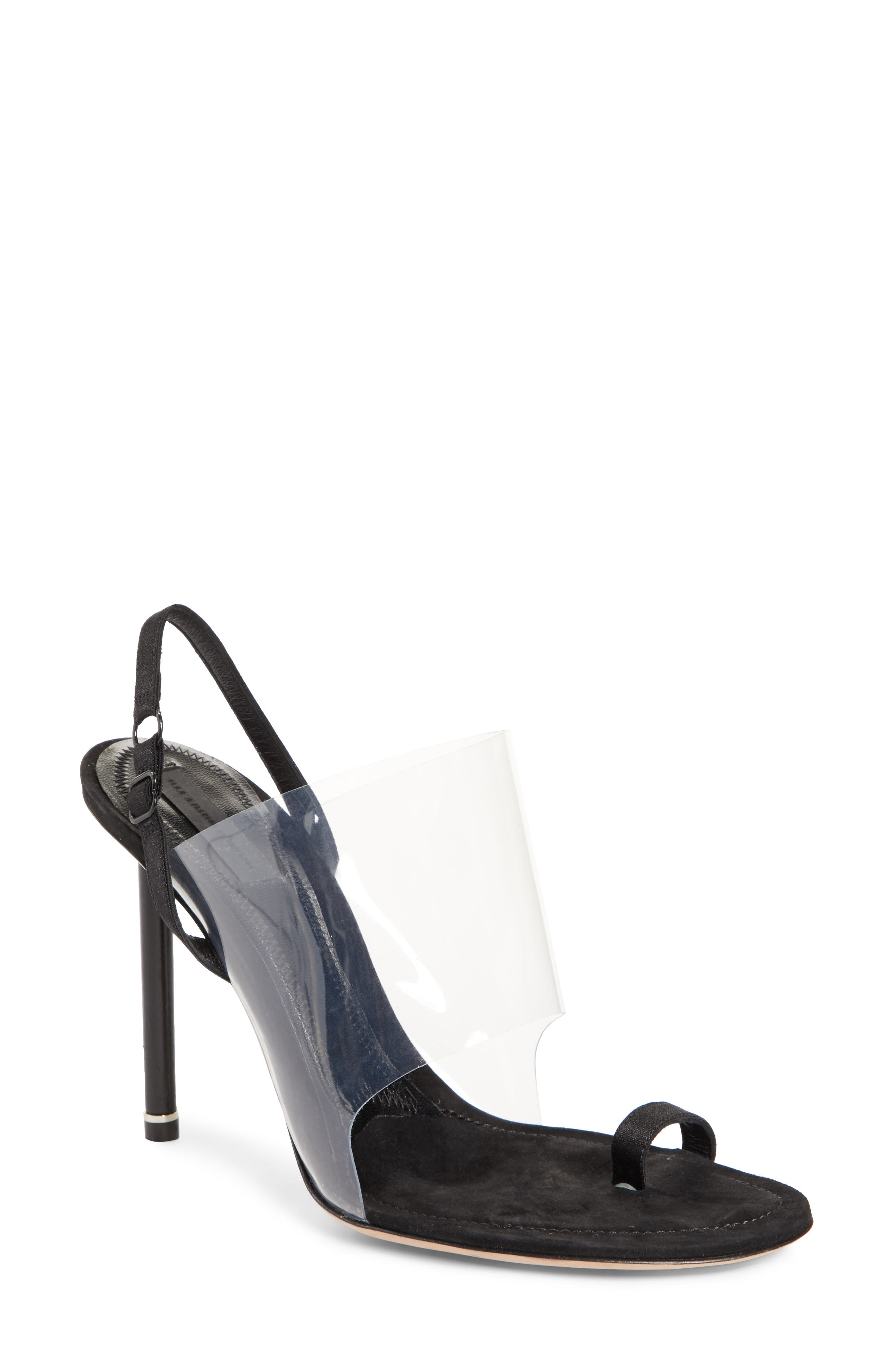 Kaia Sandal,                         Main,                         color, Black