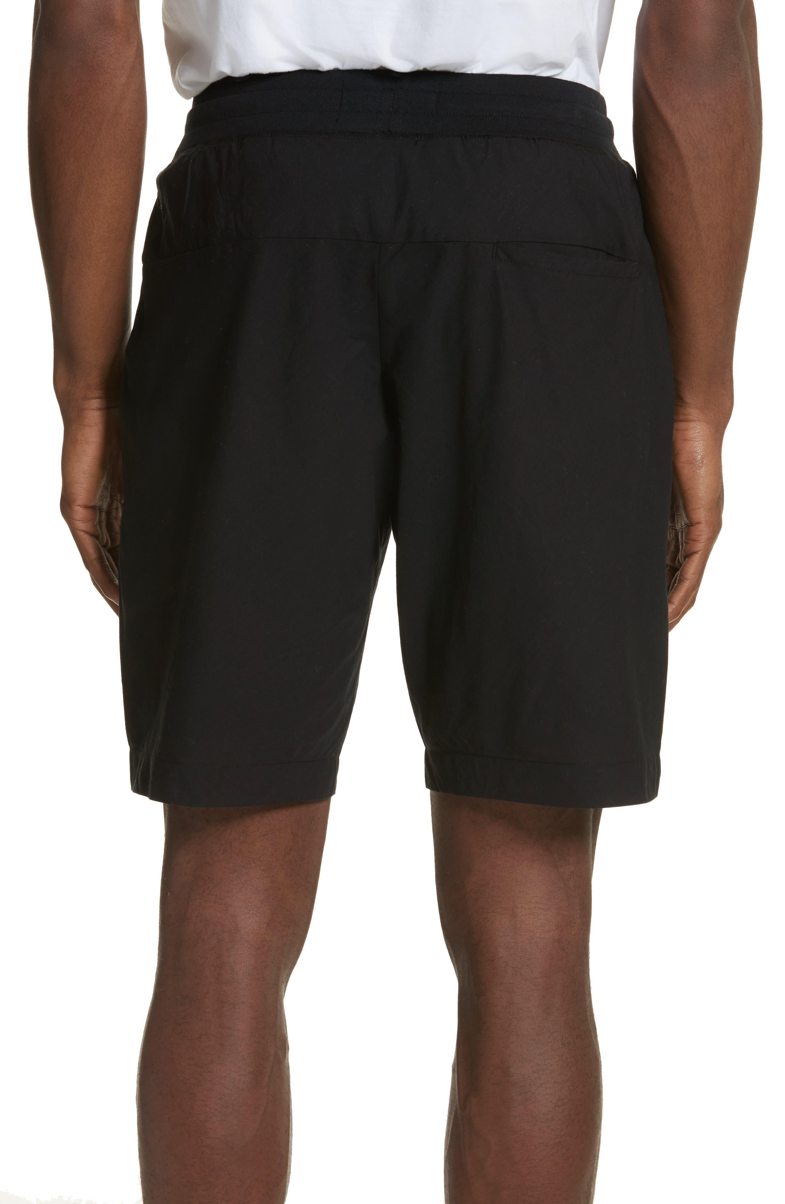 Overlay Shorts,                             Alternate thumbnail 2, color,                             Black