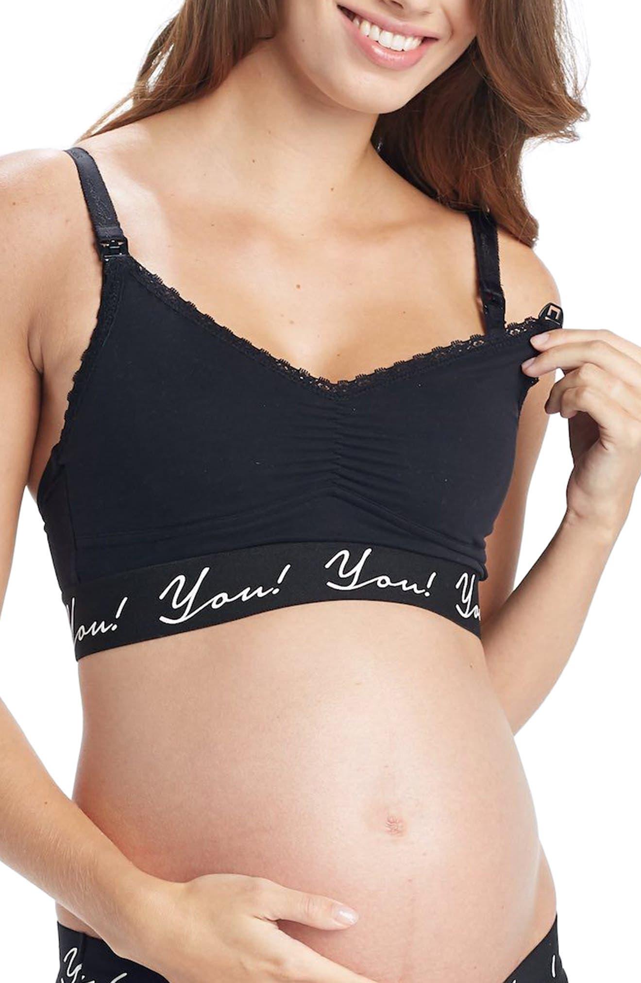 Alternate Image 3  - You Lingerie Amaris Wireless Maternity/Nursing Bra