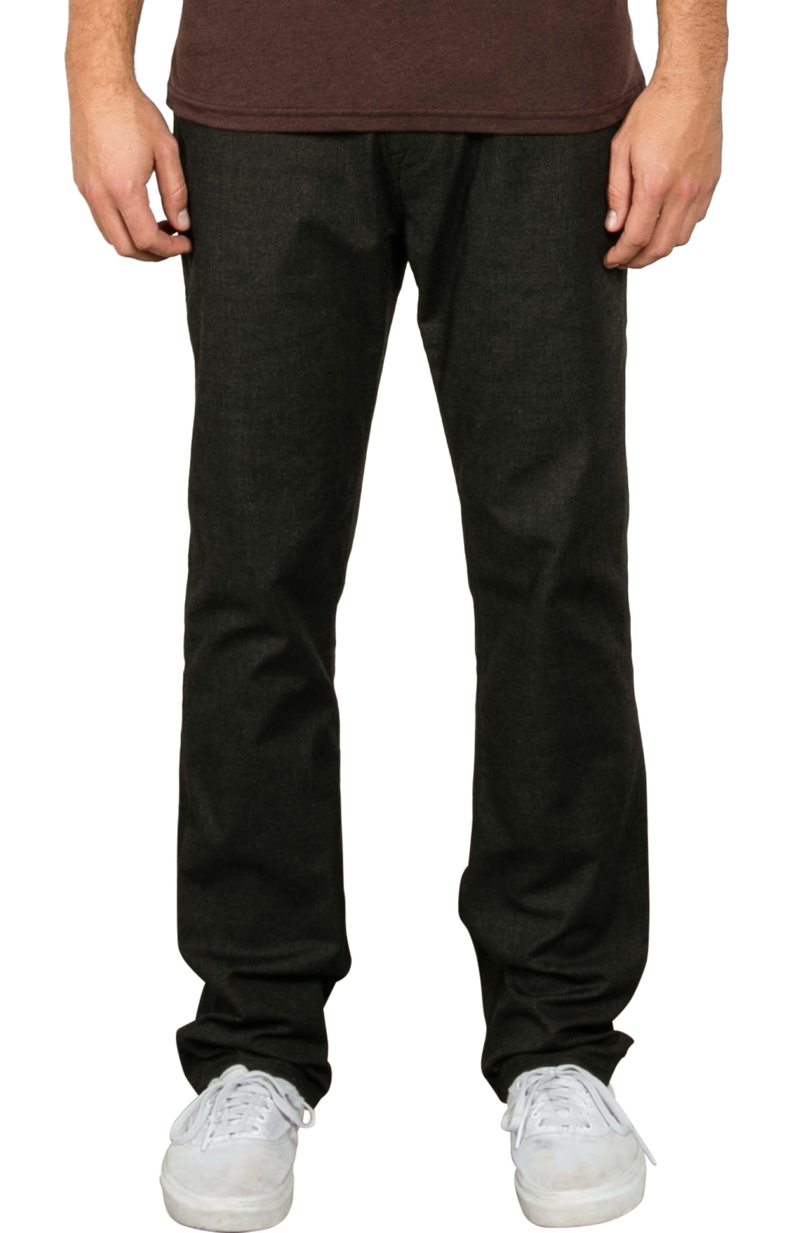 Gritter Modern Thrifter Pants,                             Main thumbnail 1, color,                             Grey Metal