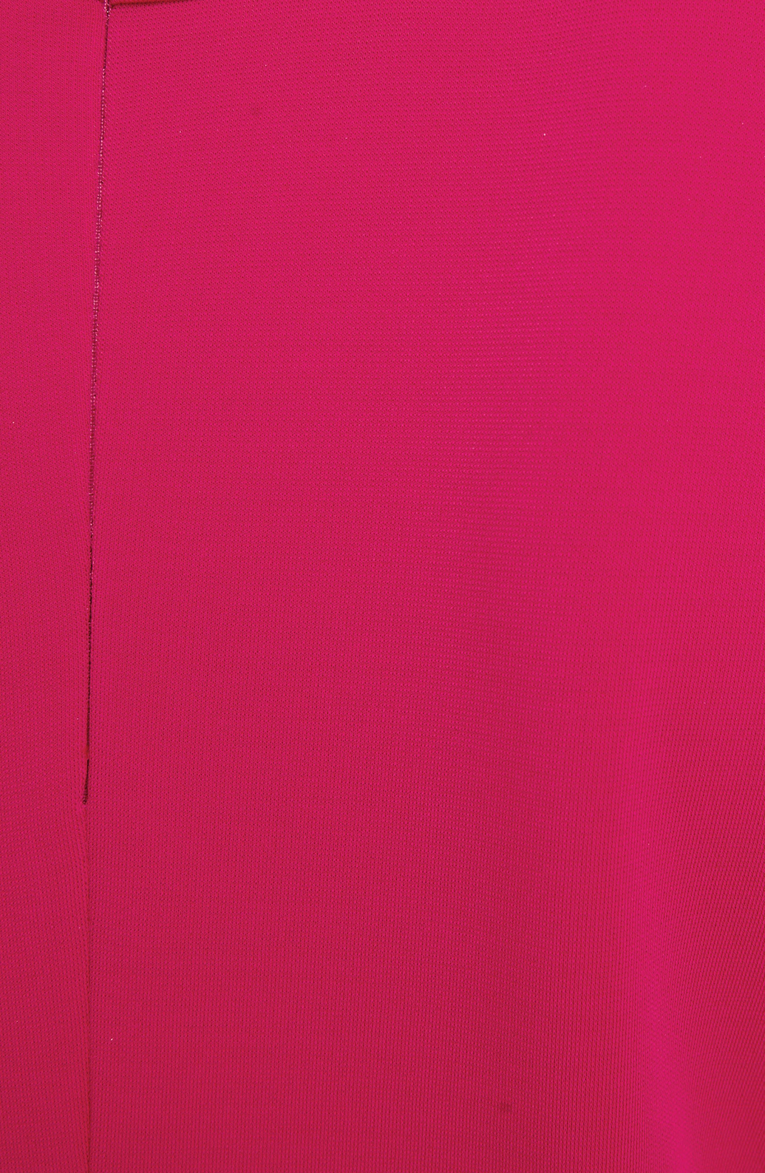 Alternate Image 5  - Givenchy Ruffle Trim Jersey Dress