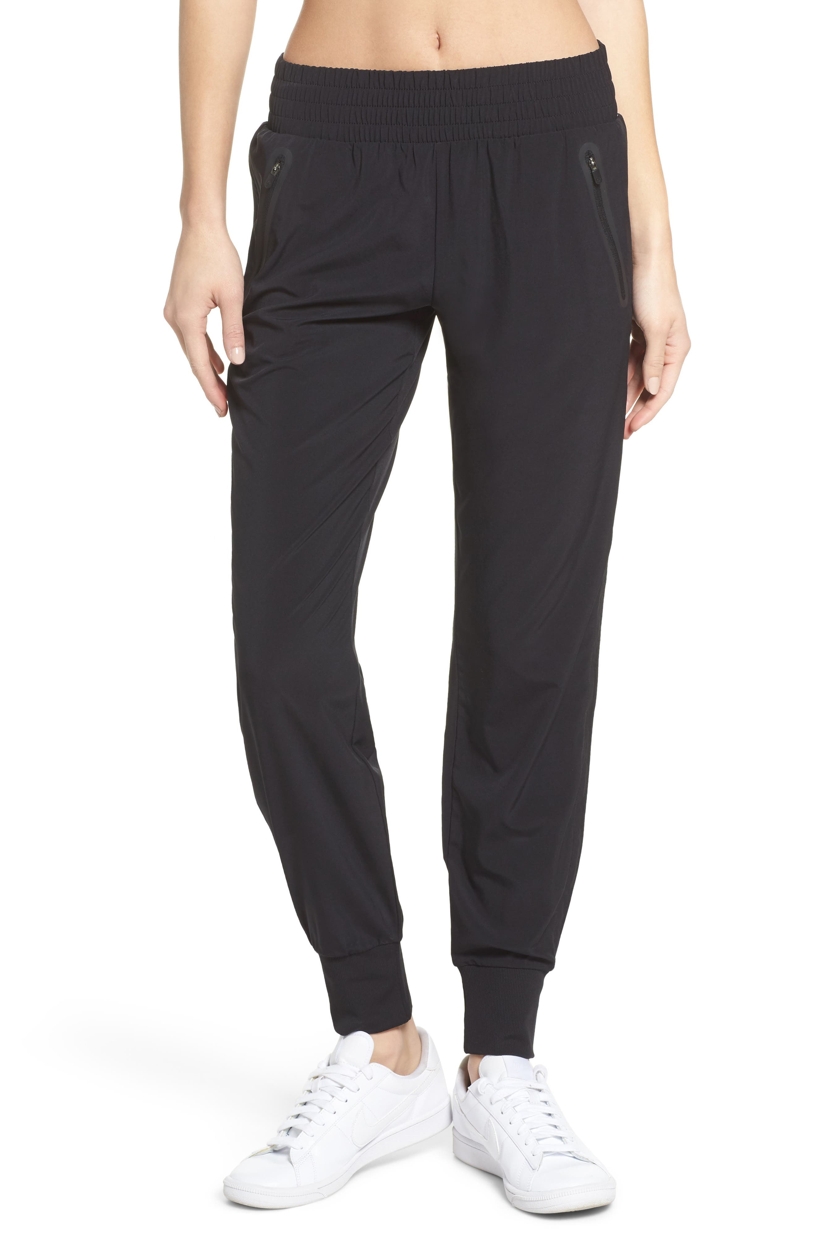 Everyday Pants,                         Main,                         color, Black