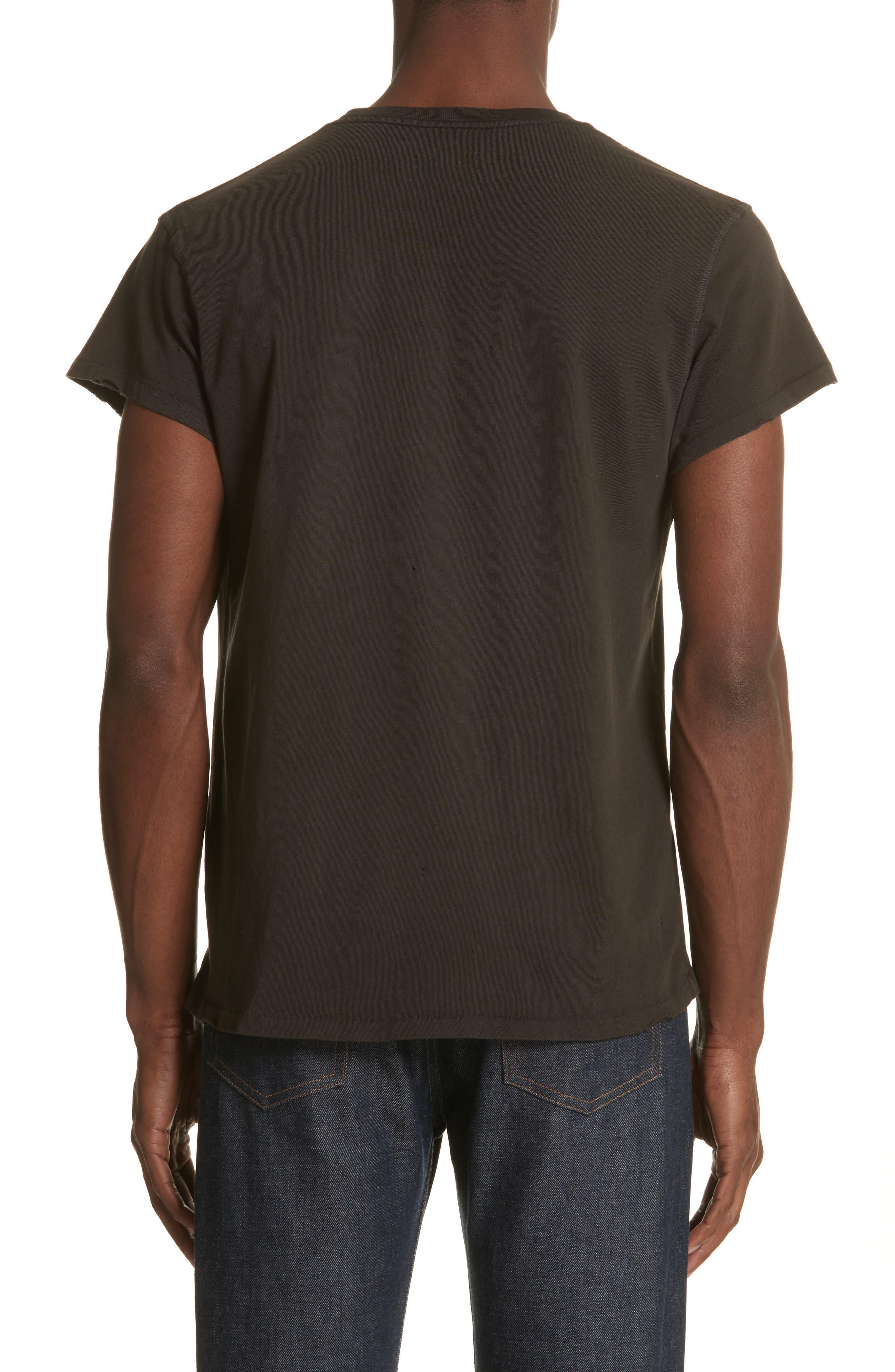 Alternate Image 2  - MadeWorn Rolling Stones Checker Graphic T-Shirt