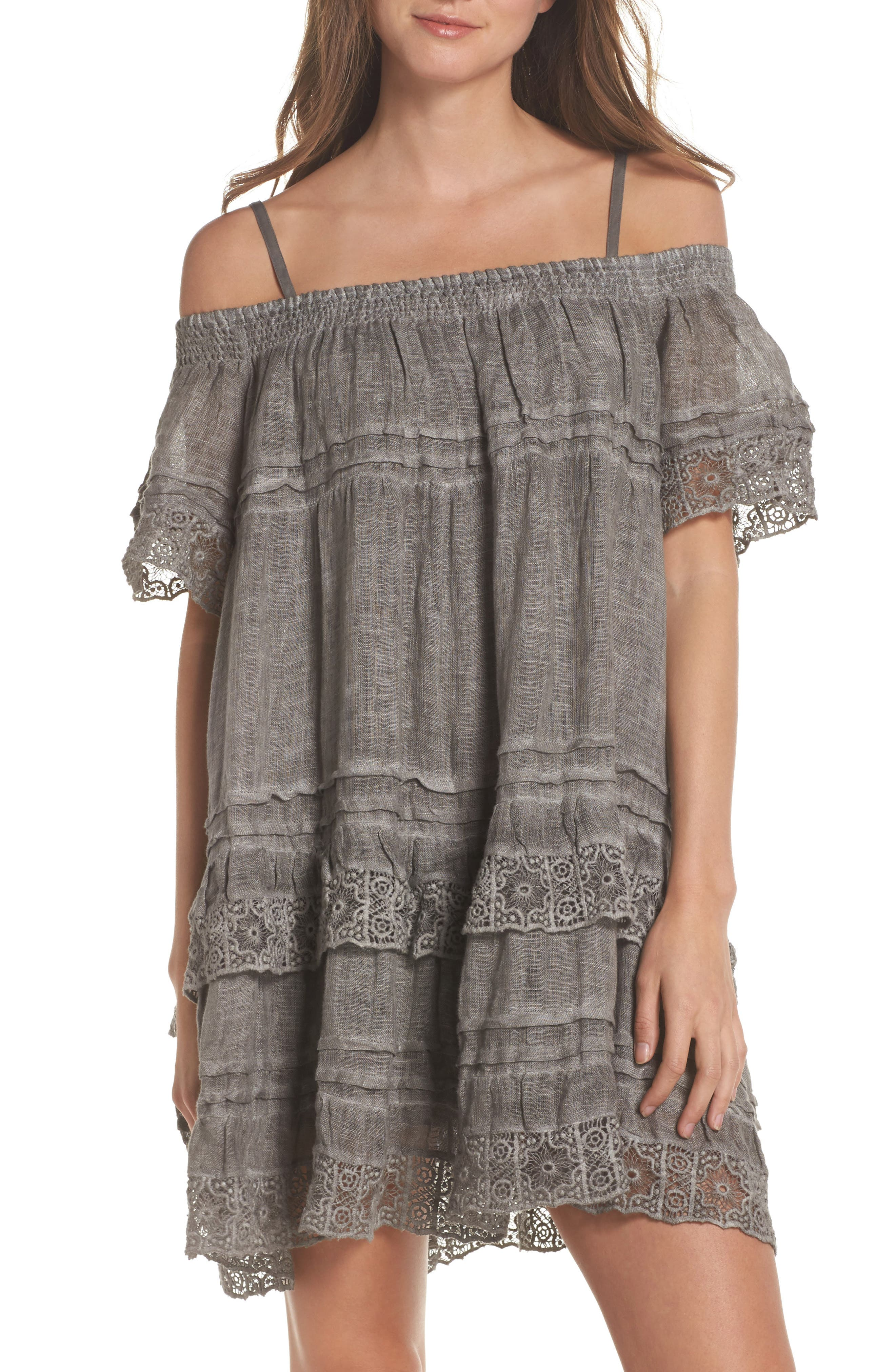 Muche et Muchette Esmerelda Cover-Up Dress