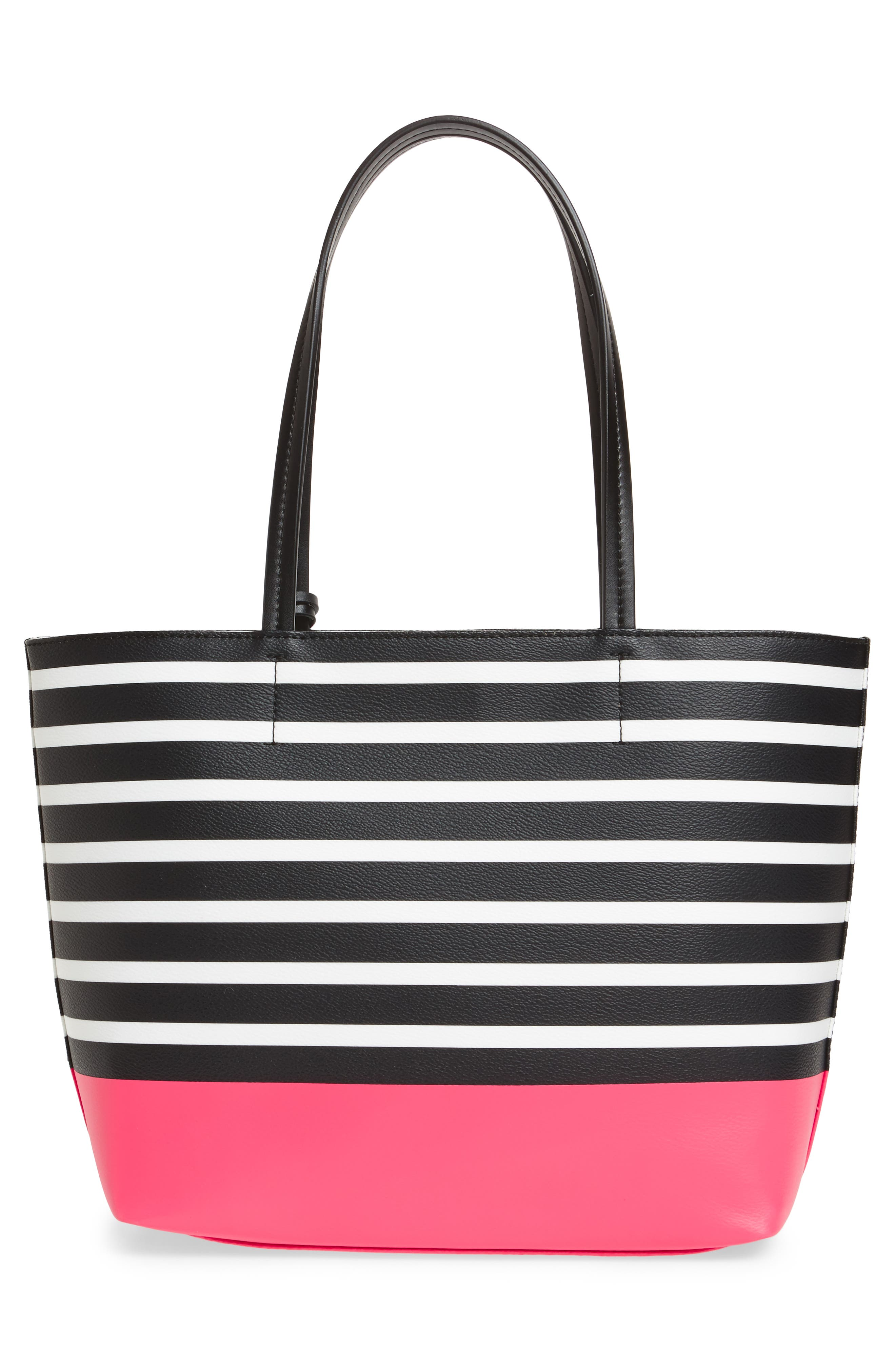 Alternate Image 3  - kate spade new york hyde lane dipped stripe - small riley tote