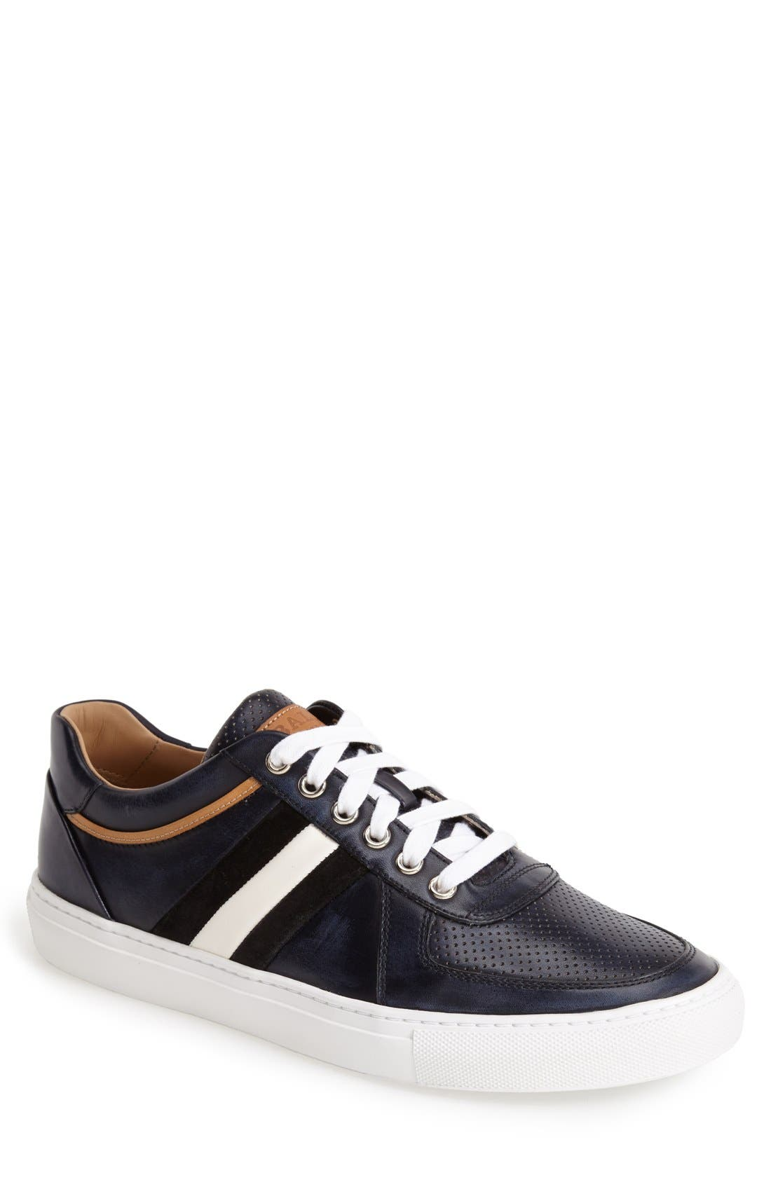 Alternate Image 1 Selected - Bally 'Heider' Leather Sneaker (Men)