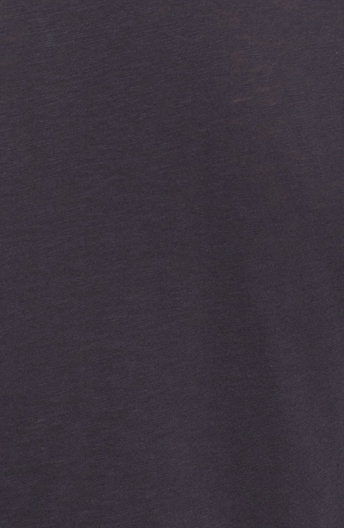 Alternate Image 3  - French Connection Long Sleeve Slub Cotton Henley