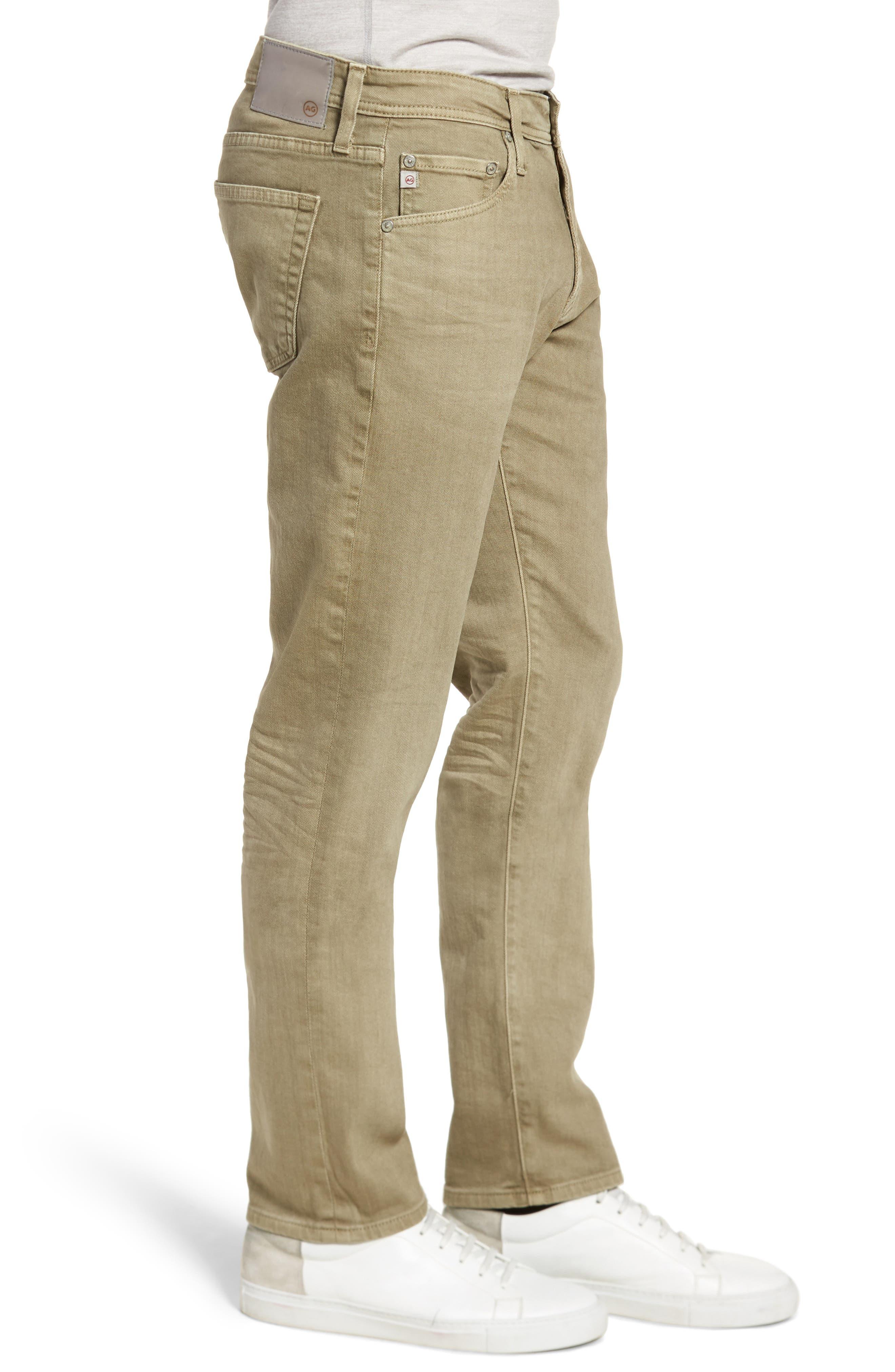Tellis Slim Fit Jeans,                             Alternate thumbnail 3, color,                             7 Years Dry Cypress
