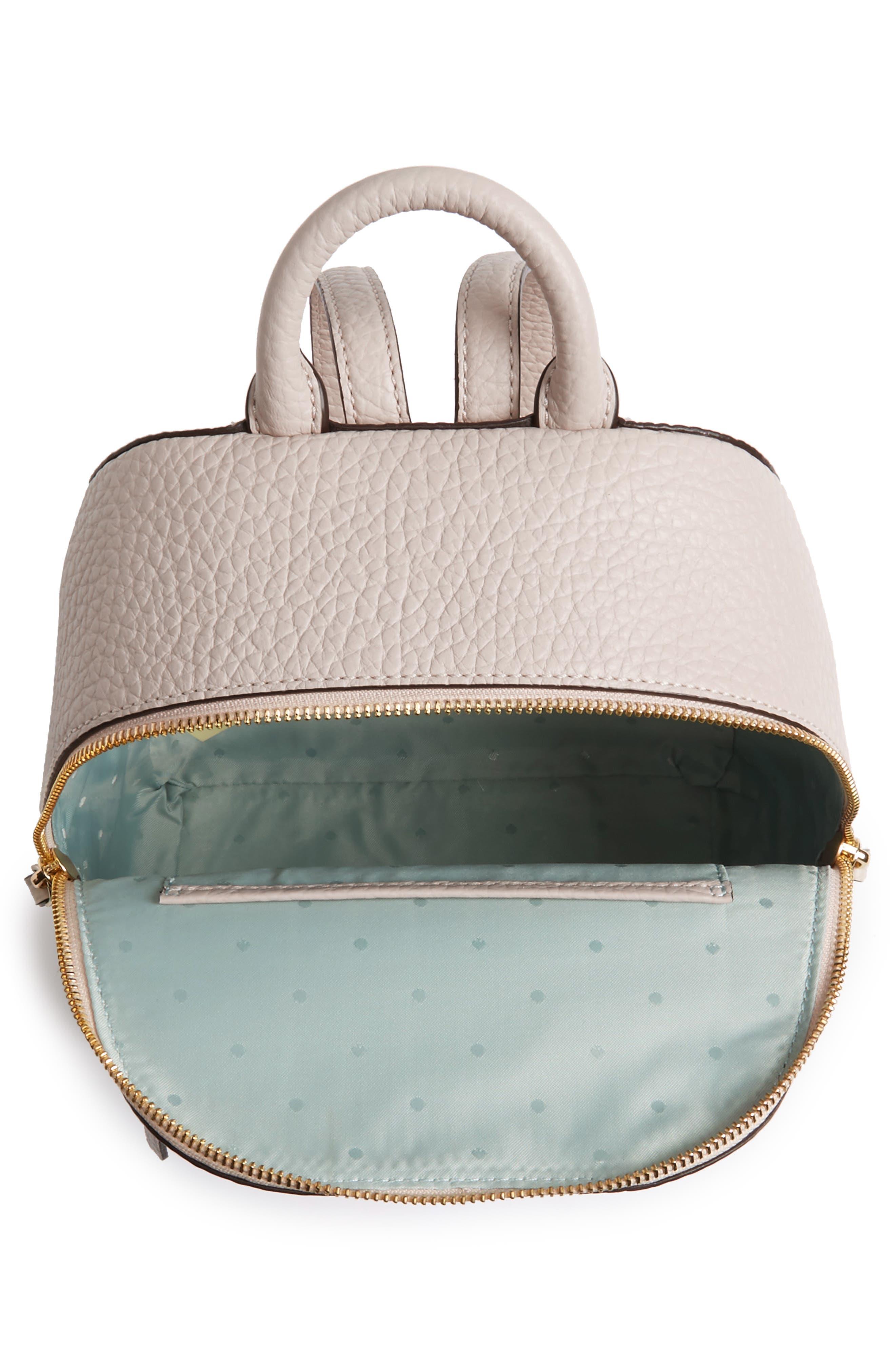 Alternate Image 5  - kate spade new york carter street - caden leather backpack