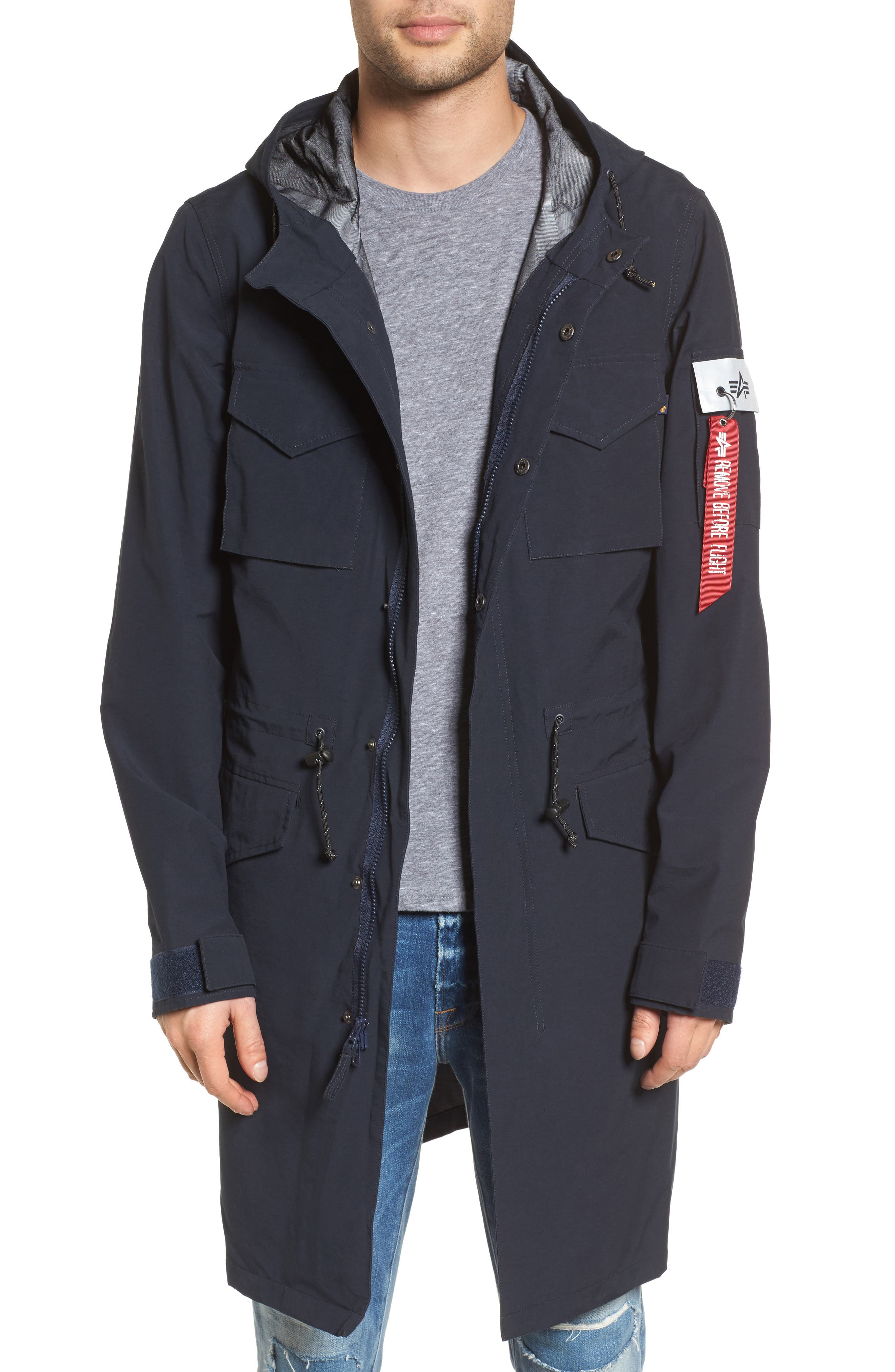 Alpha Industries Fortitude FT Field Jacket