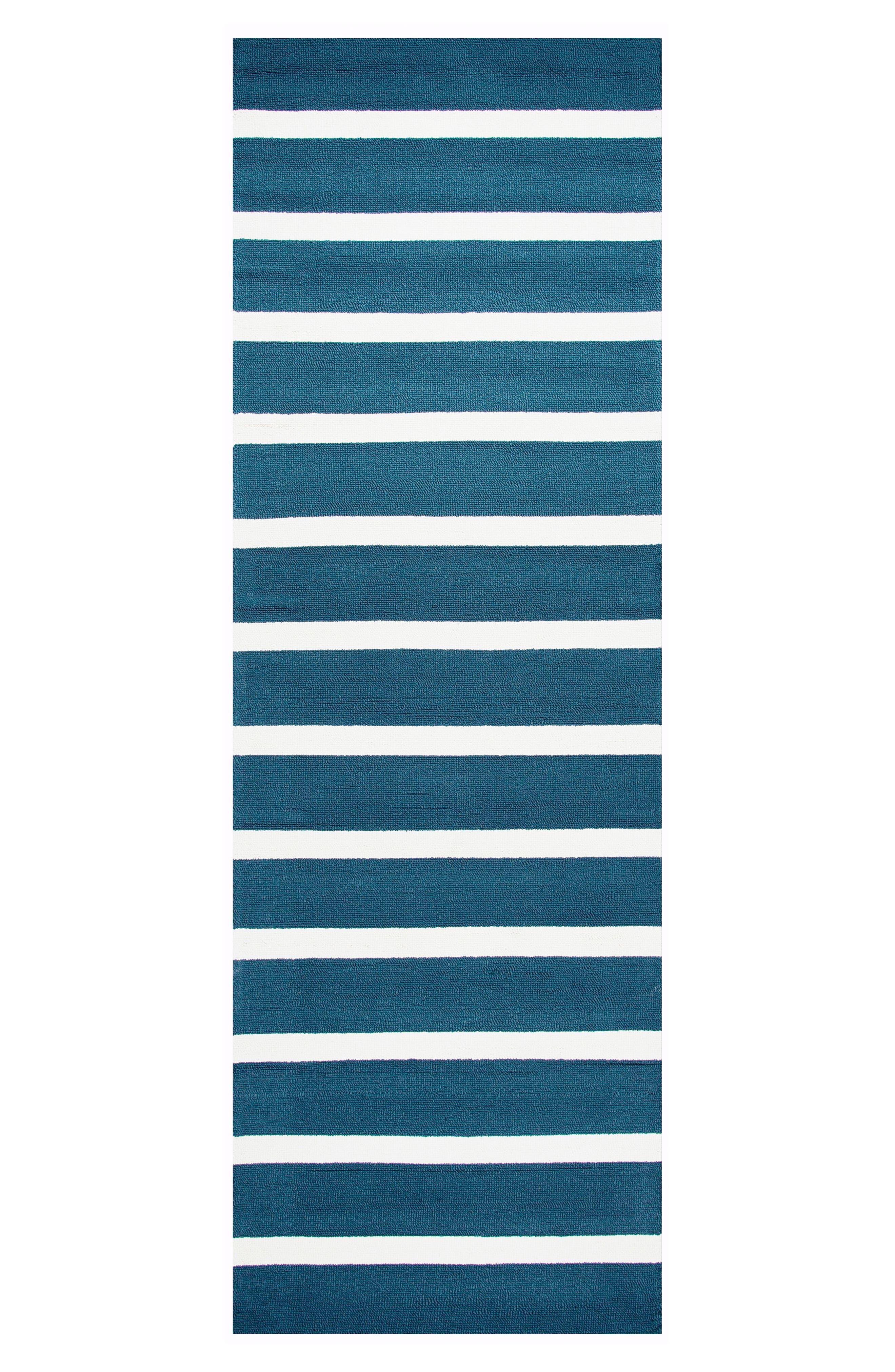 Azzura Hill Hana Rug,                             Alternate thumbnail 3, color,                             Marine Blue