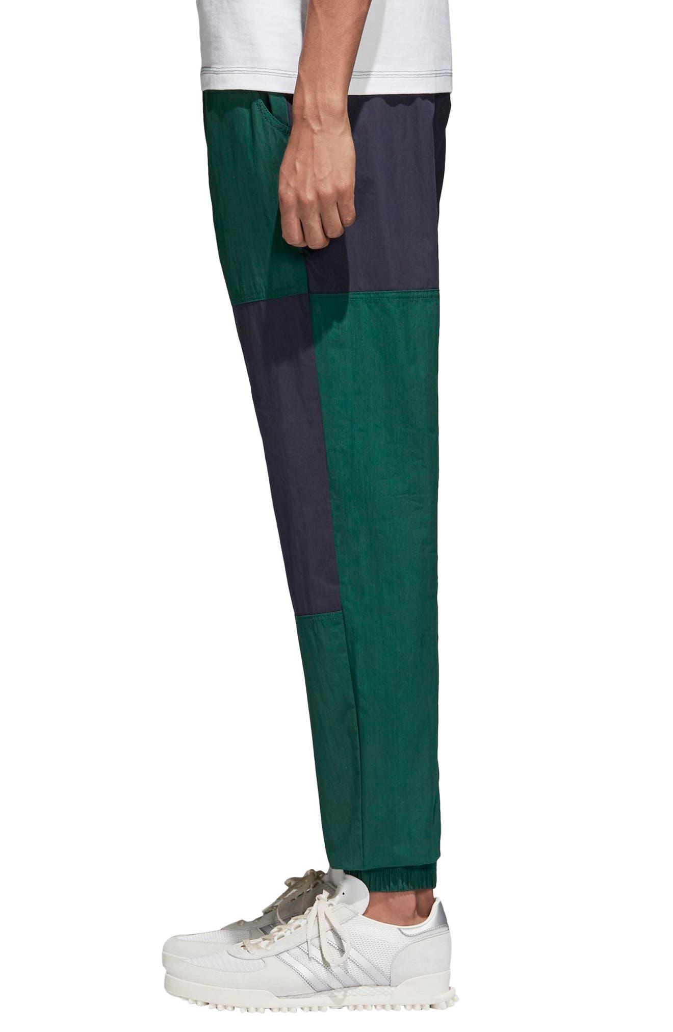 Atric Slim Fit Pants,                             Alternate thumbnail 3, color,                             Collegiate Green