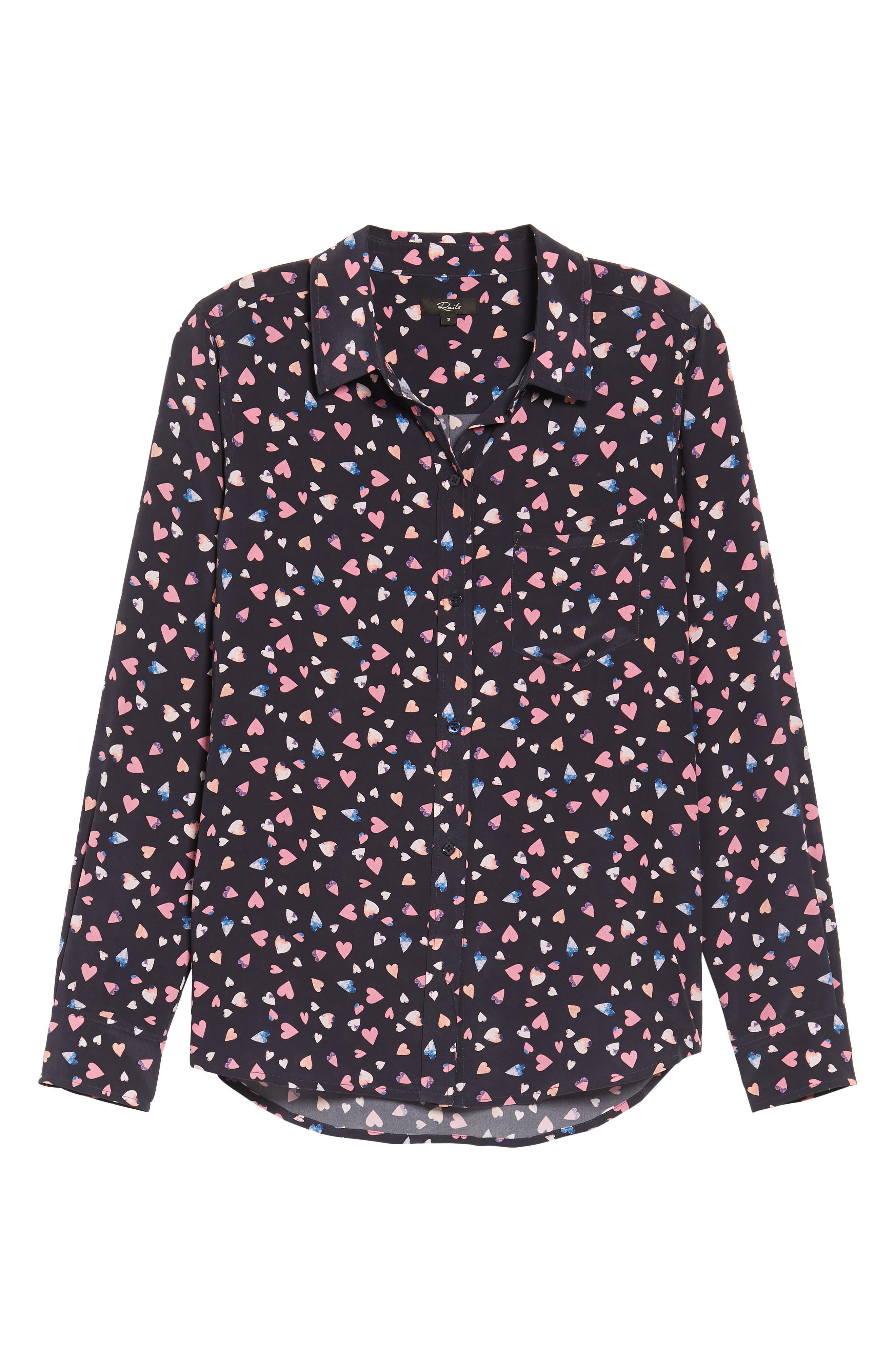Alternate Image 6  - Rails Kate Print Shirt