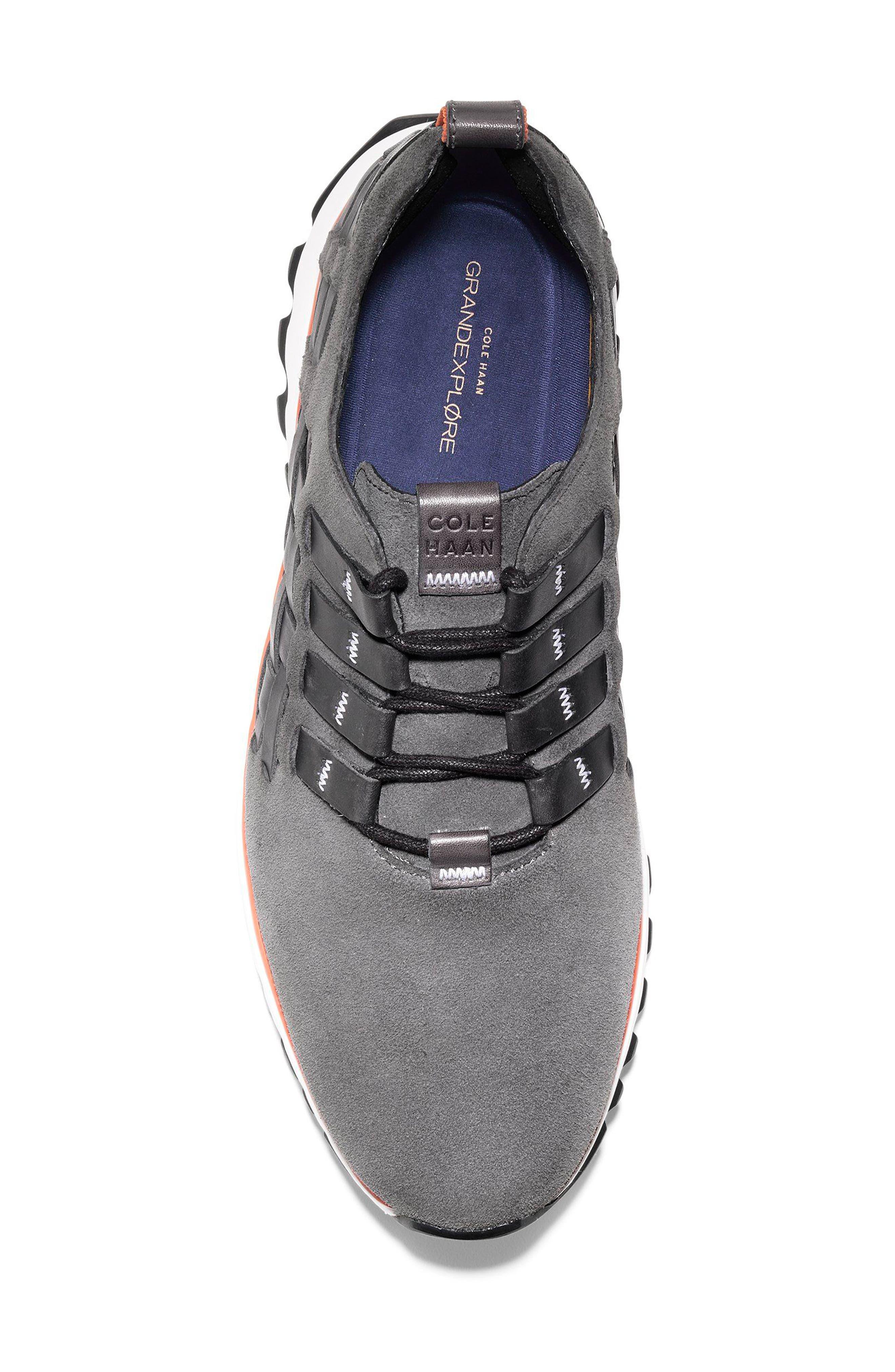 Alternate Image 5  - Cole Haan GrandExplore All Terrain Woven Sneaker (Men)