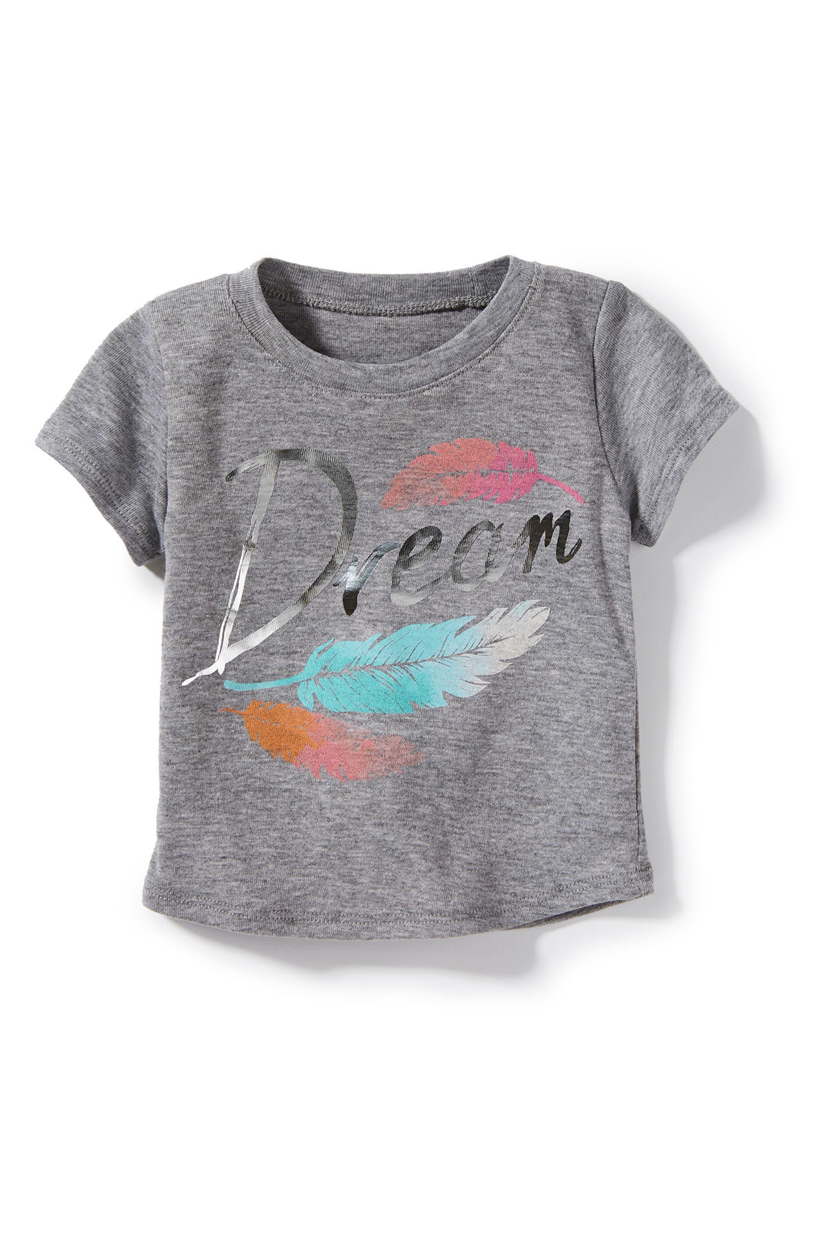 Peek Dream Graphic Tee (Baby Girls)