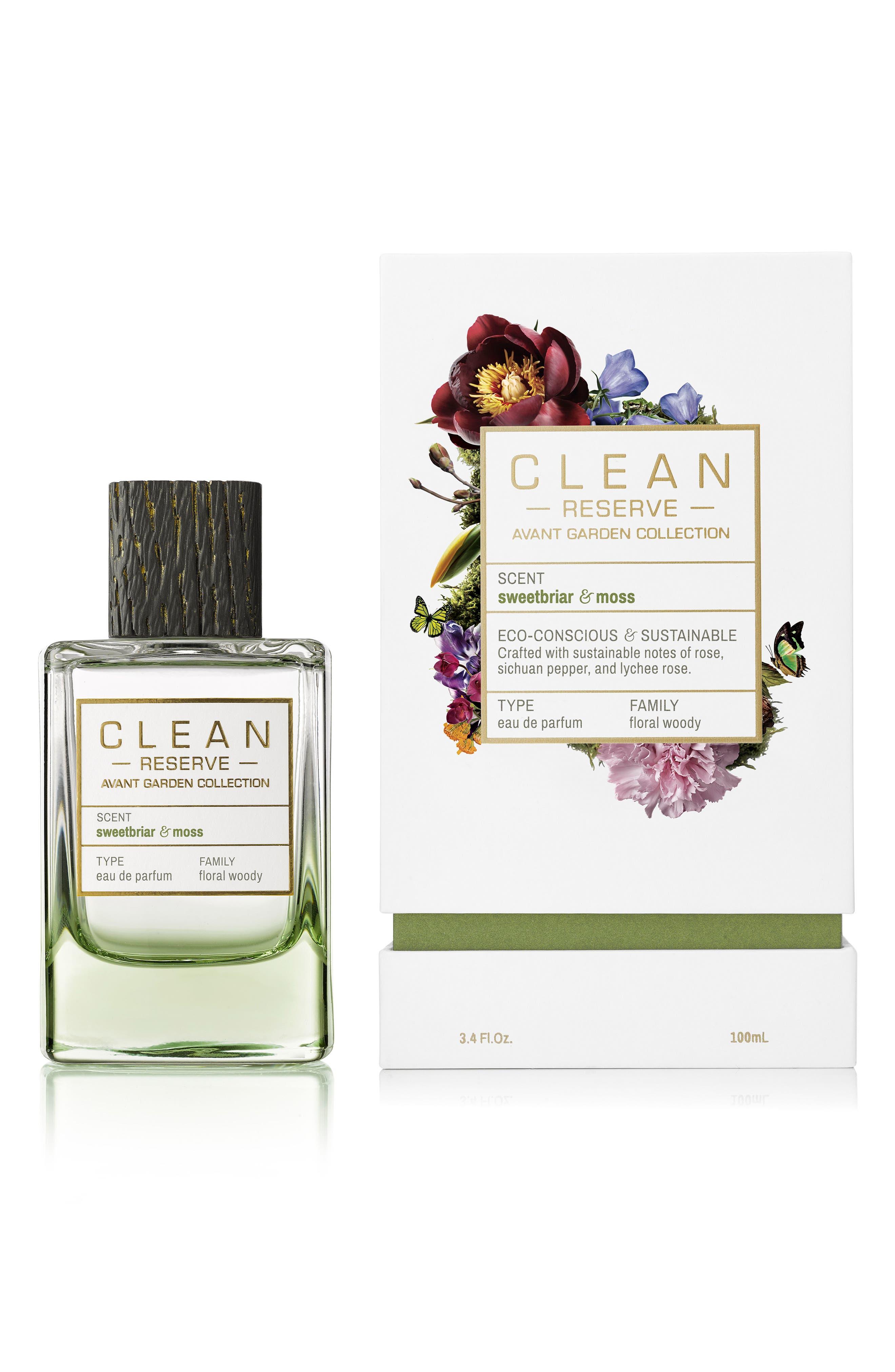 Avant Garden Sweetbriar & Moss Eau de Parfum,                             Main thumbnail 1, color,                             No Color
