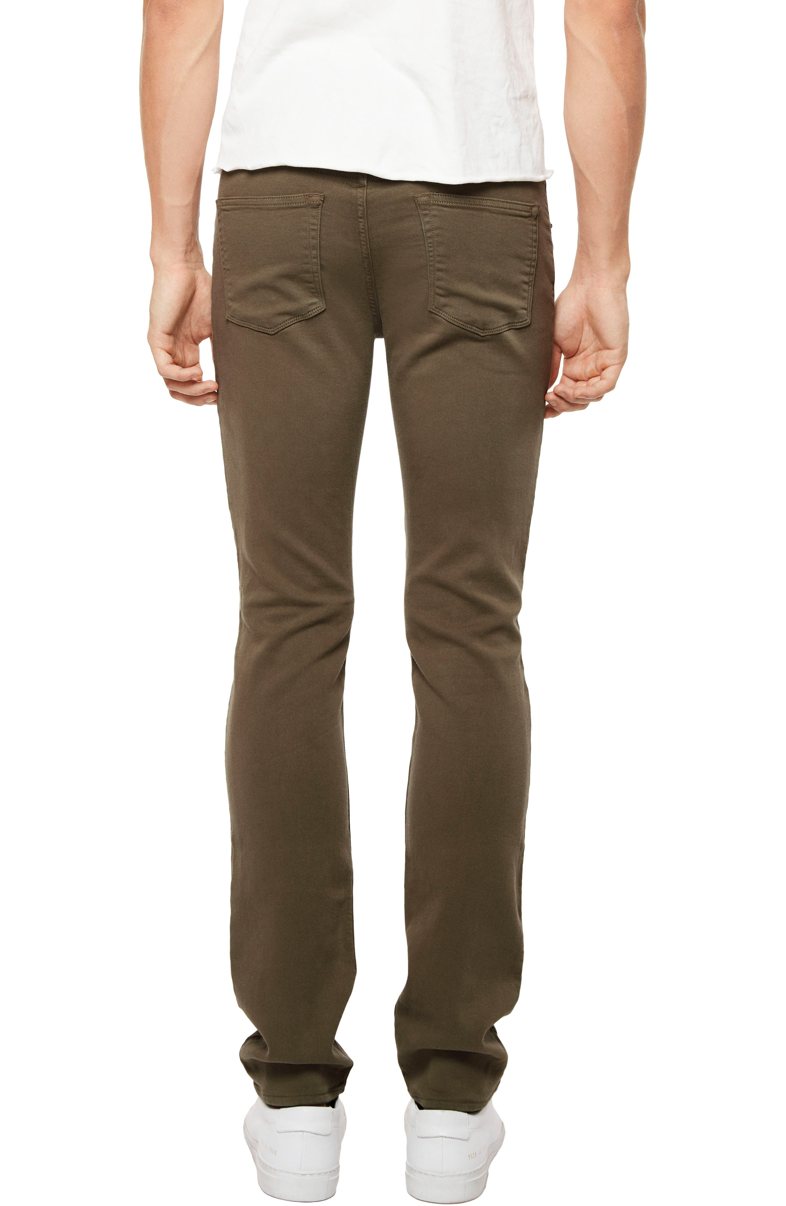 Alternate Image 2  - J Brand Kane Slim Straight Leg Pants