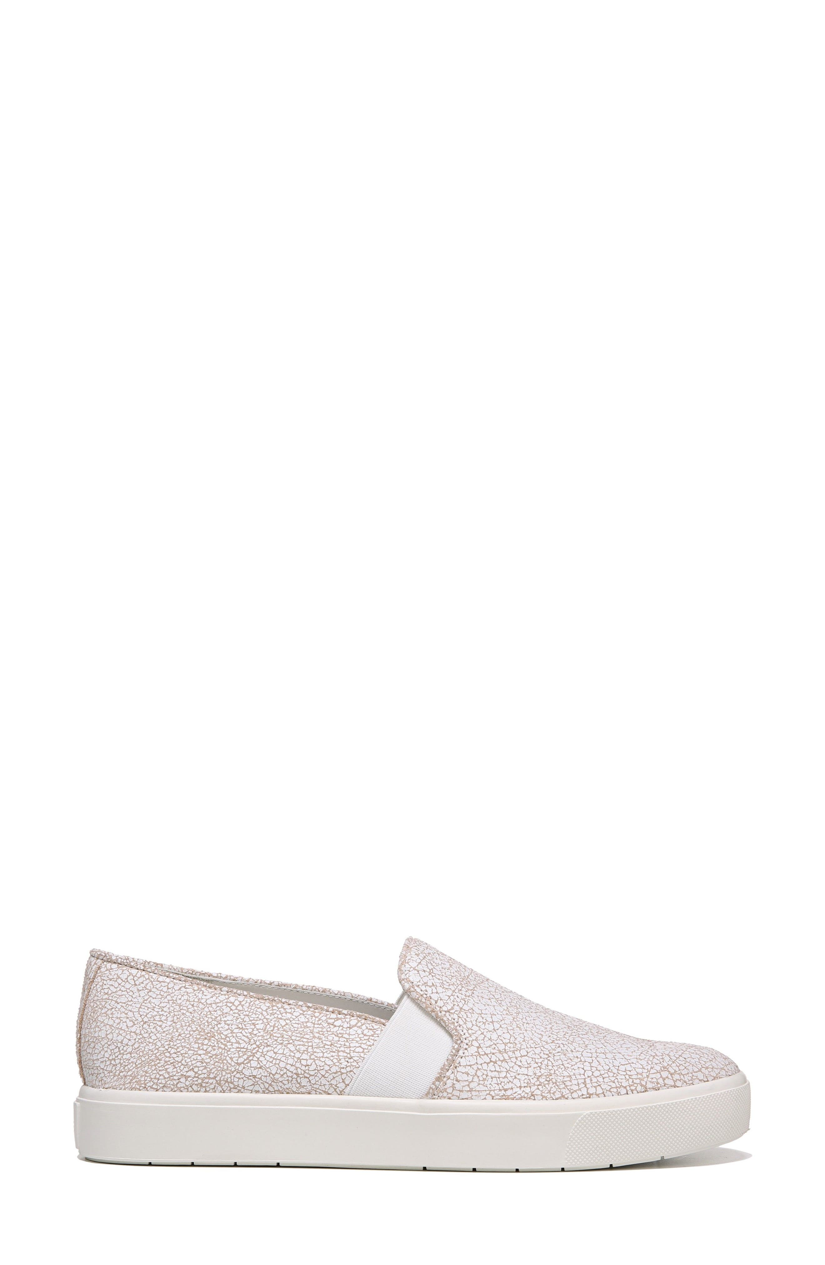 Alternate Image 3  - Vince 'Blair 12' Leather Slip-On Sneaker (Women)