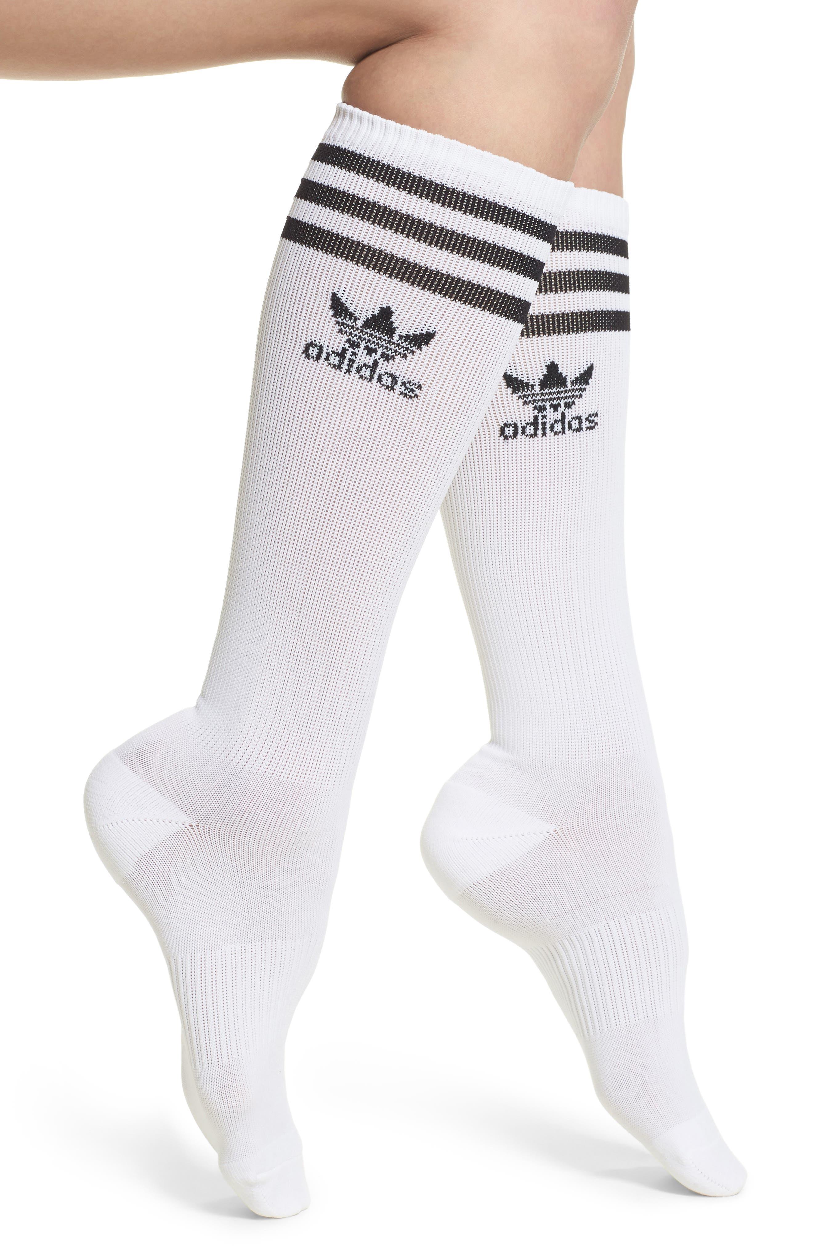 adidas Roller Knee High Socks