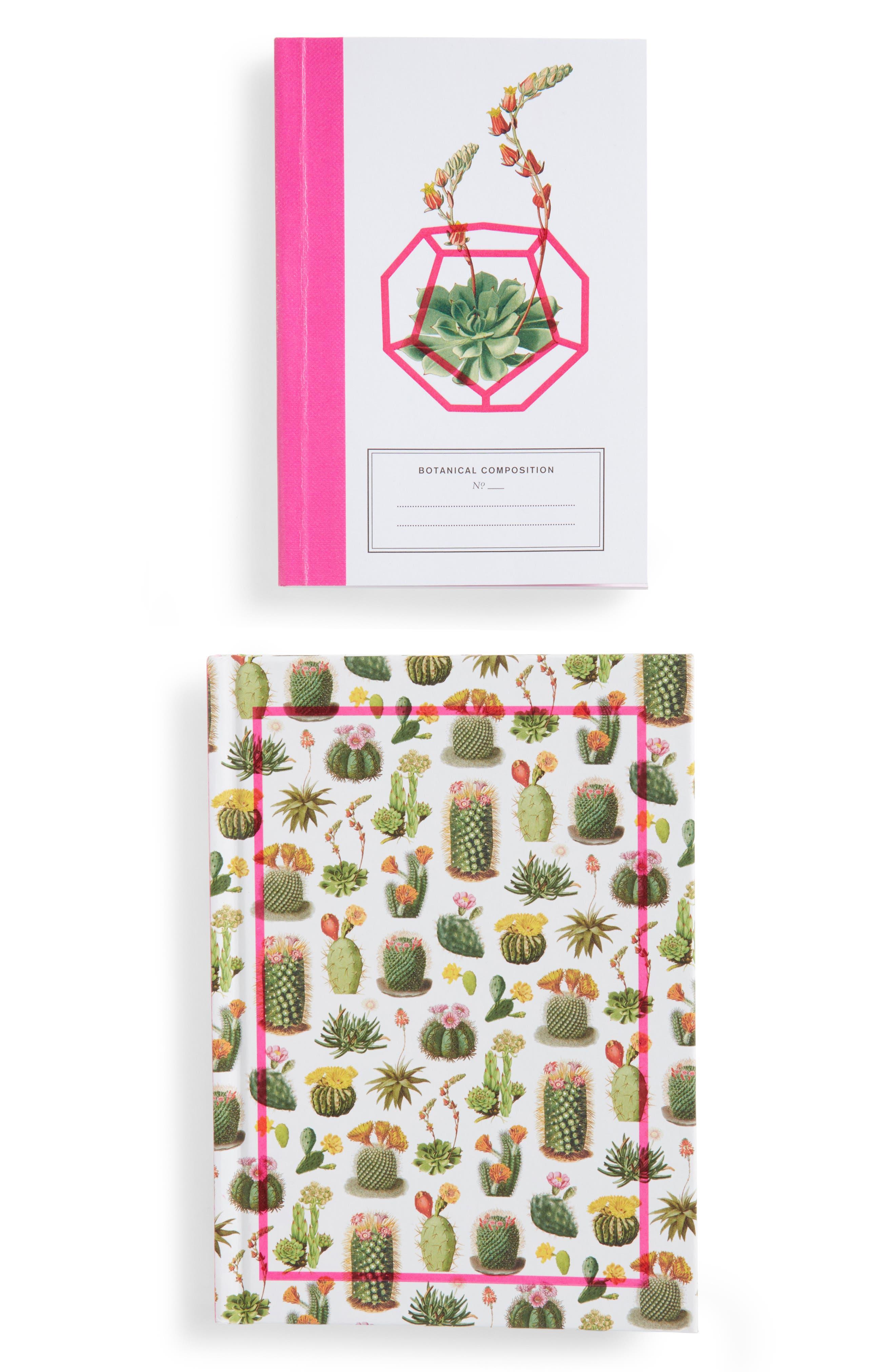 Alternate Image 3  - Penguin Random House Set of 2 Cacti & Succulents Journals