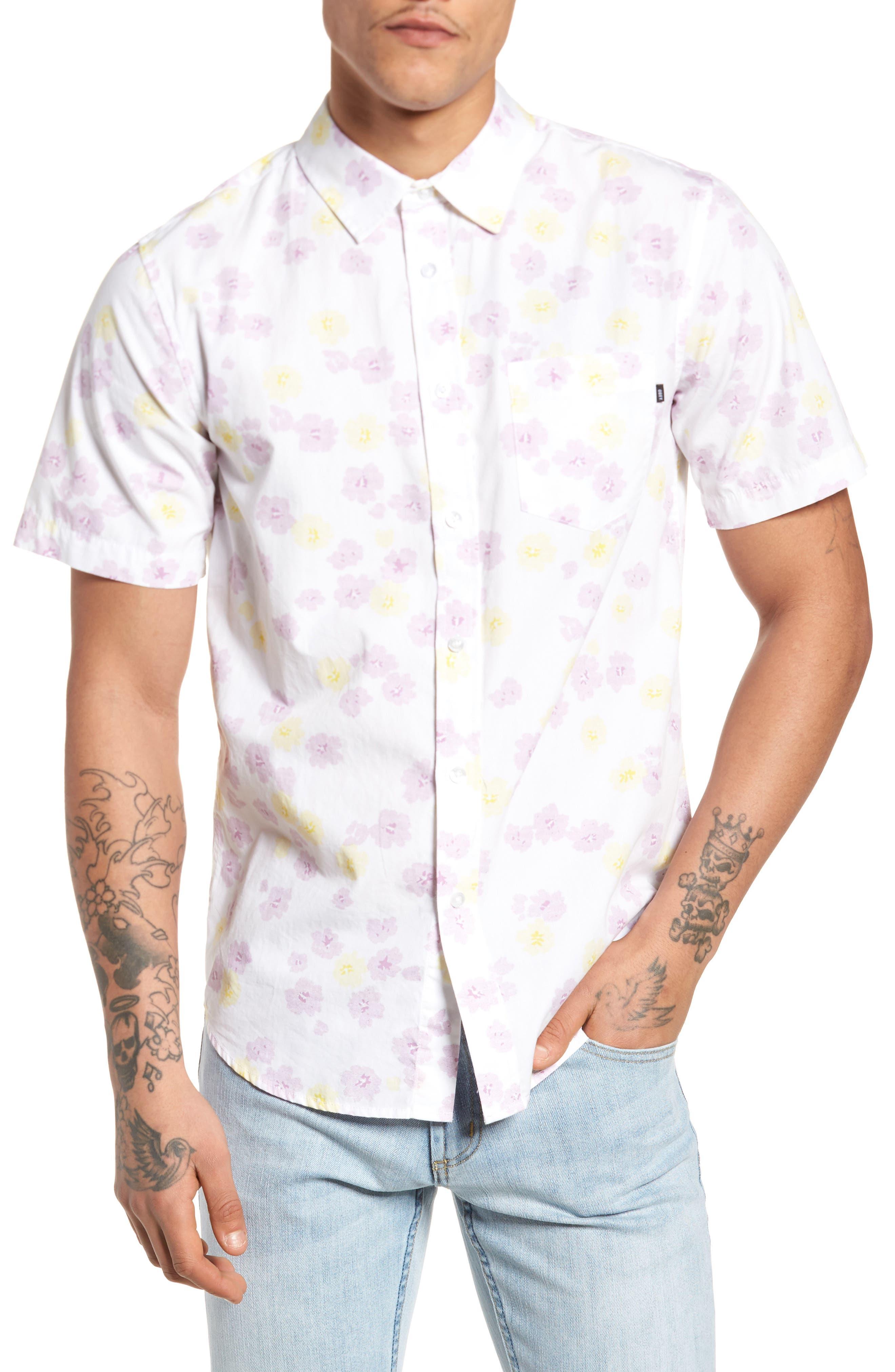 Obey Felix Poplin Shirt
