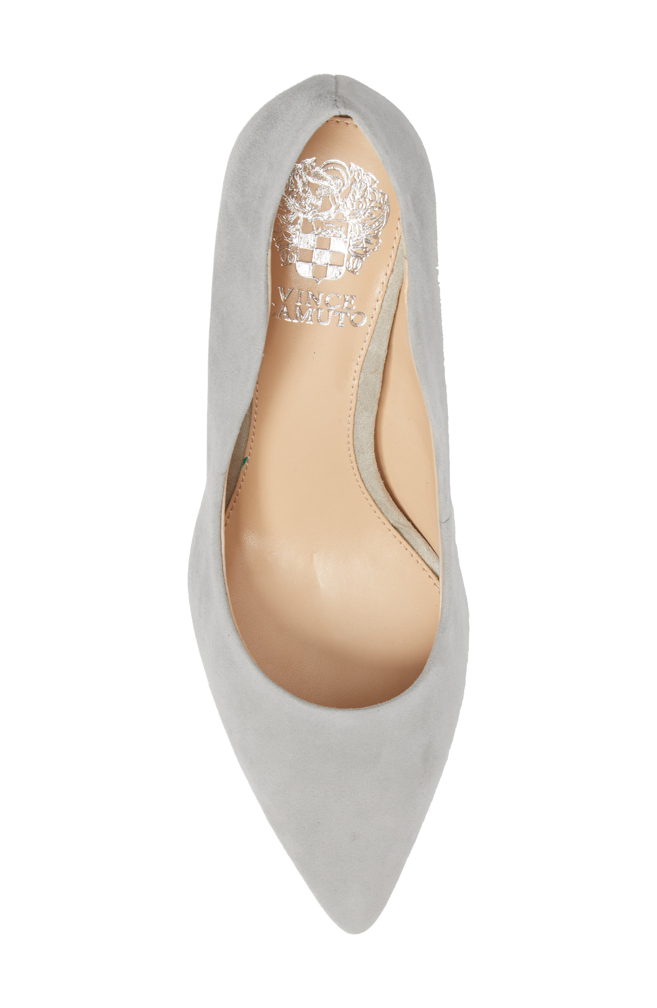 Alternate Image 5  - Vince Camuto Jaynita Pointy Toe Pump (Women)