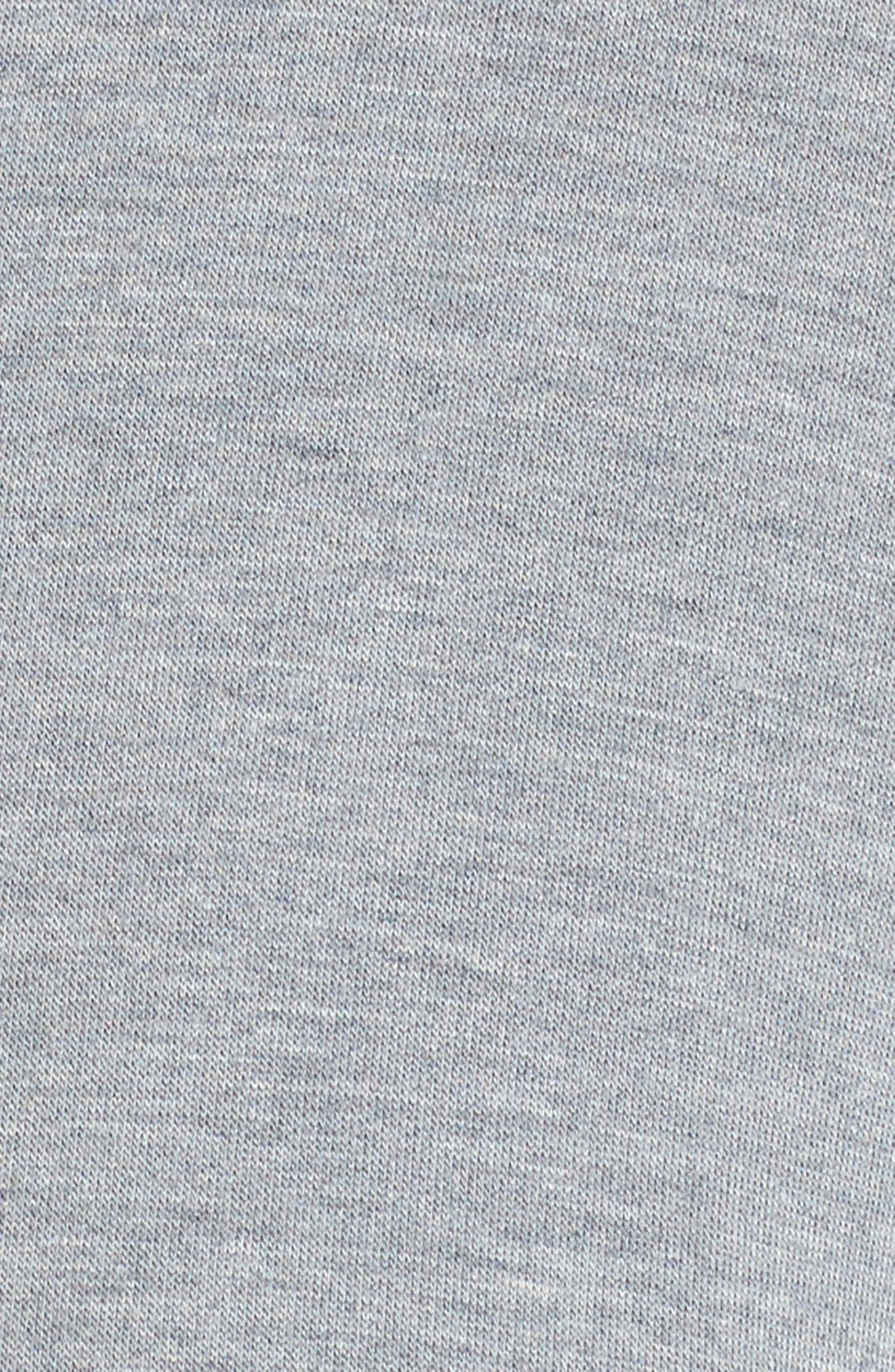 Alternate Image 5  - Caslon® Off-Duty Zip Front Hooded Jacket