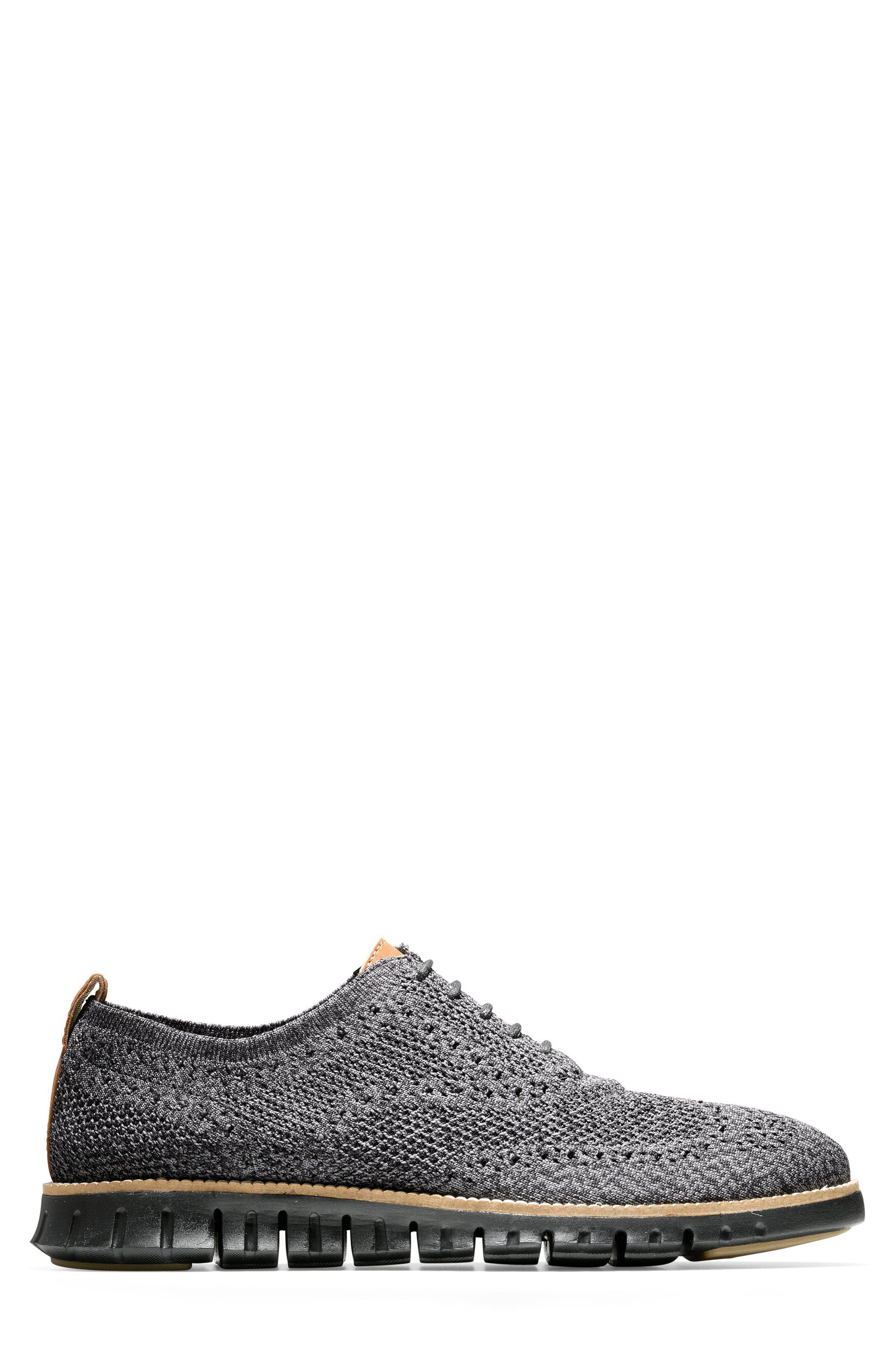 ZeroGrand Stitchlite Oxford,                             Alternate thumbnail 3, color,                             Black/ Magnet