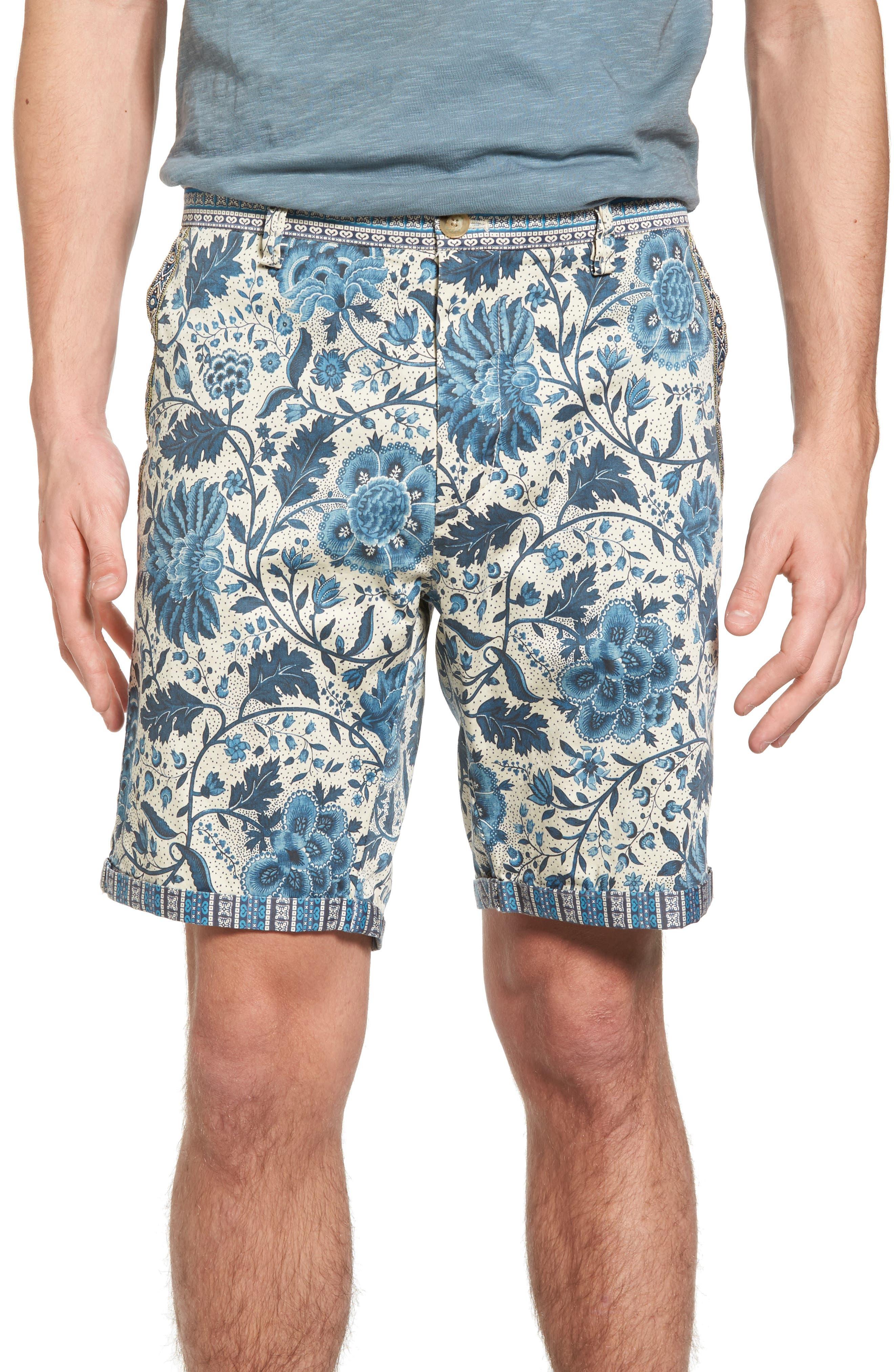 Print Shorts,                             Main thumbnail 1, color,                             Combo A