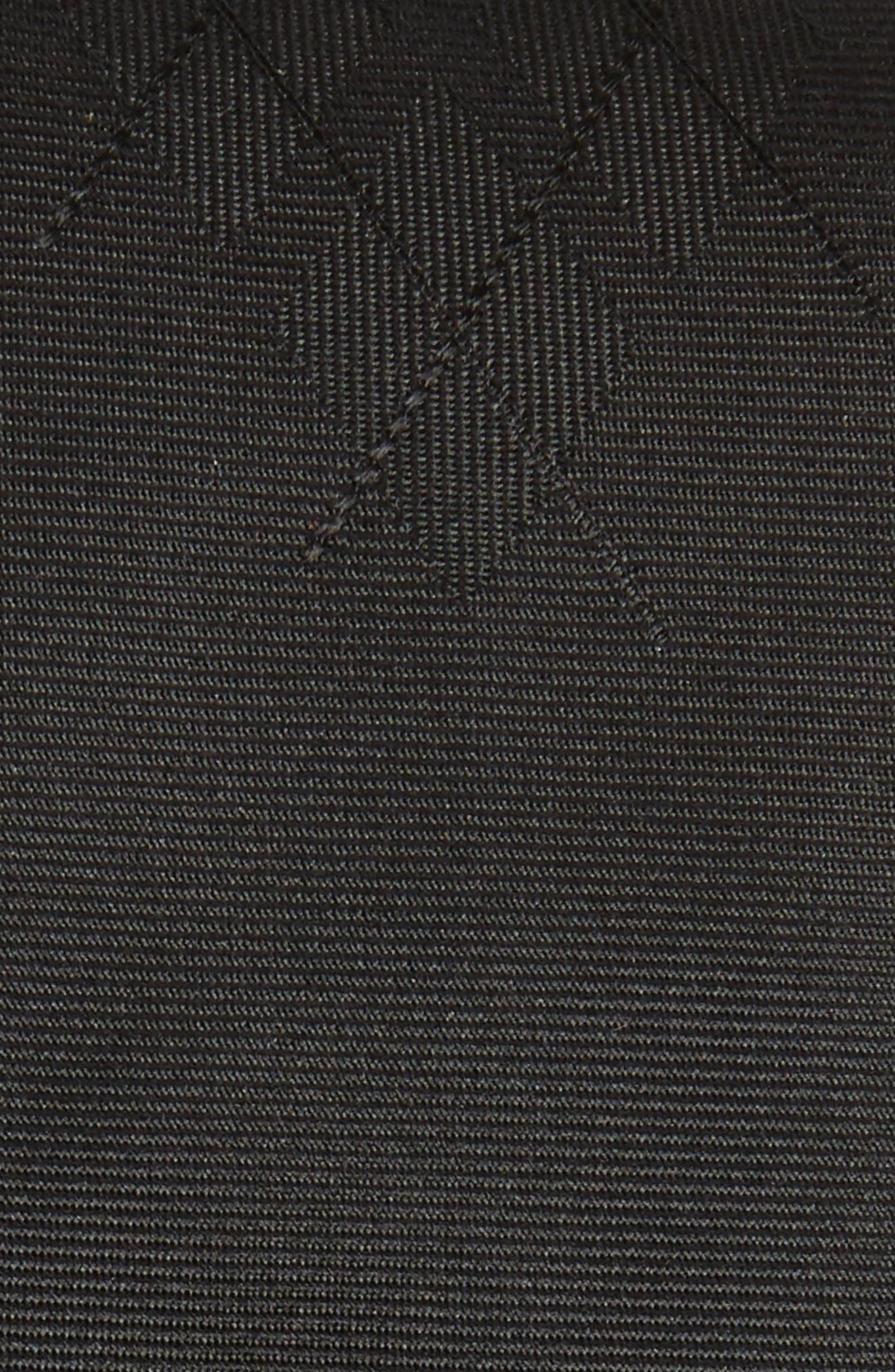 Alternate Image 2  - BOSS Argyle Silk Skinny Tie