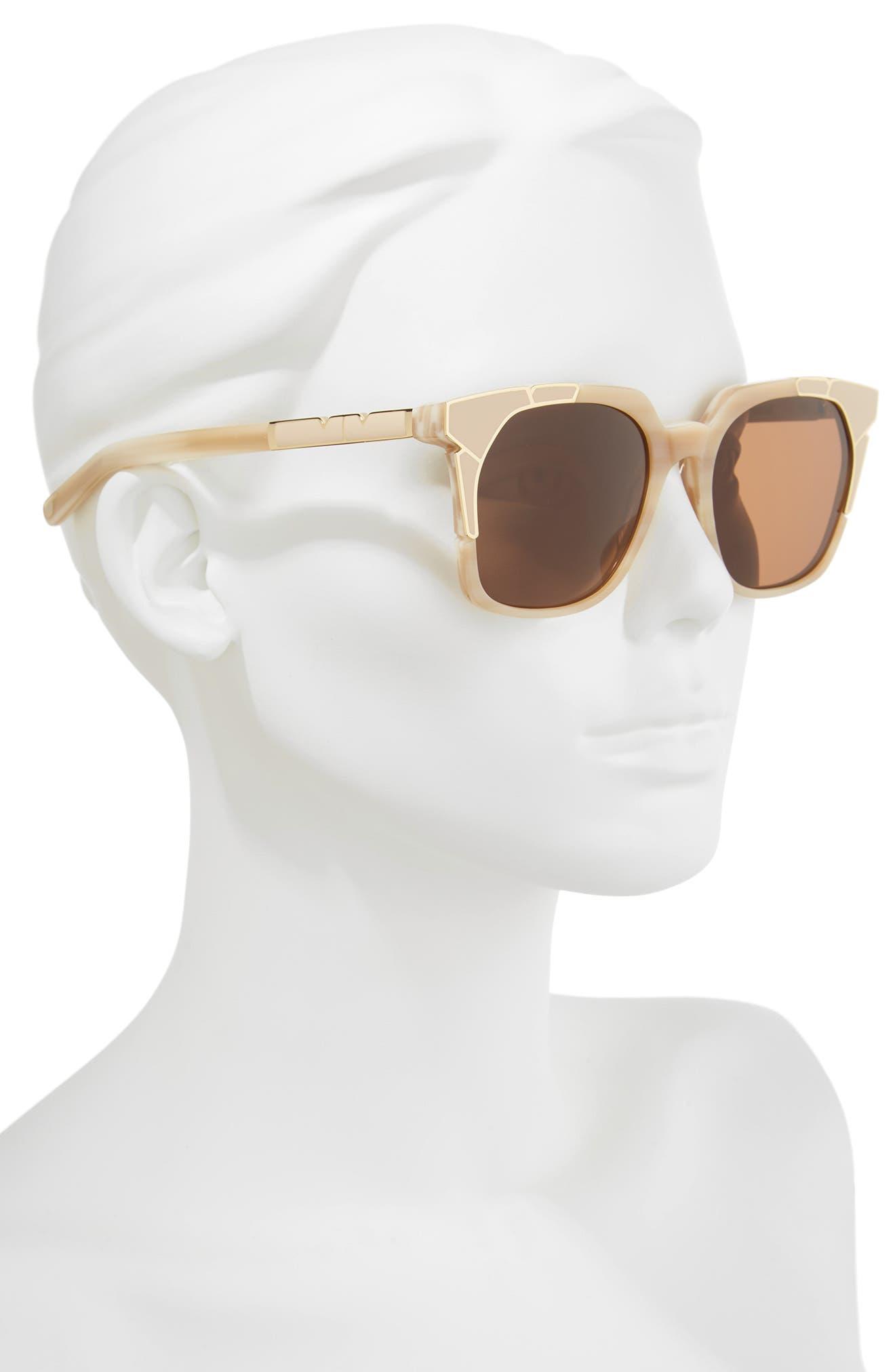 Alternate Image 2  - Pared Tutti & Frutti 55mm Sunglasses