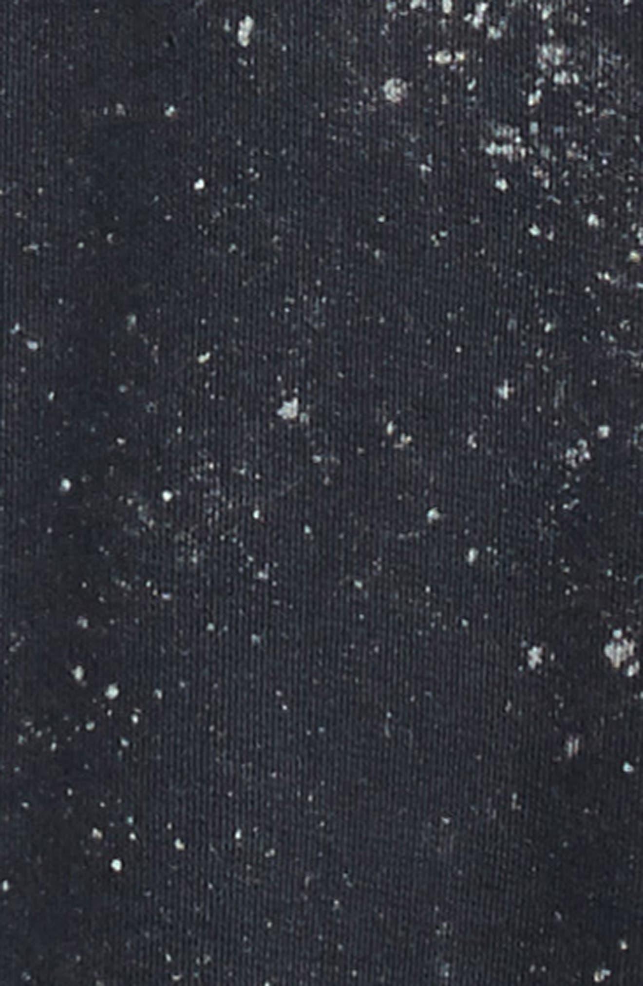 Paint Splatter Pullover Hoodie,                             Alternate thumbnail 3, color,                             Navy Armada Paint Splatter