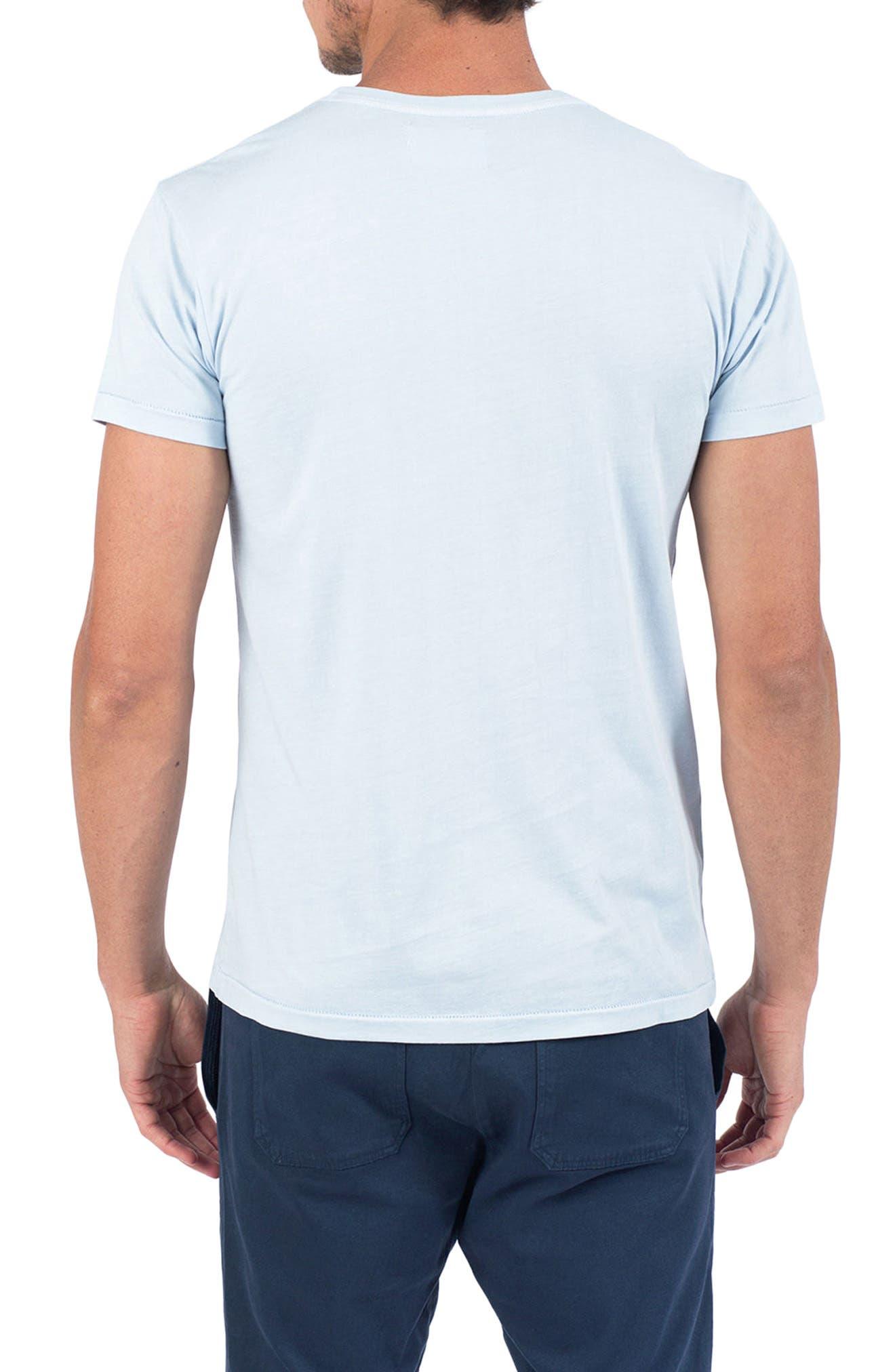 Wood Grain Flow T-Shirt,                             Alternate thumbnail 2, color,                             Mist