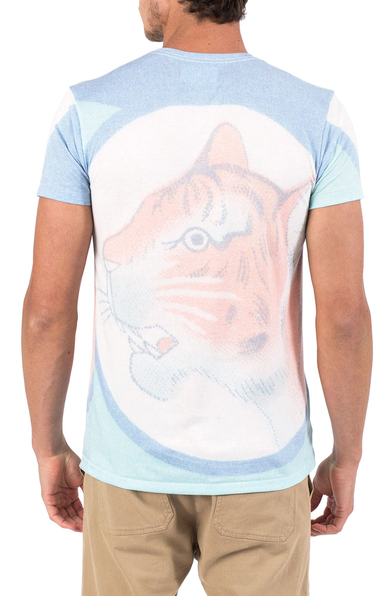 Alternate Image 2  - Sol Angeles Tigre T-Shirt