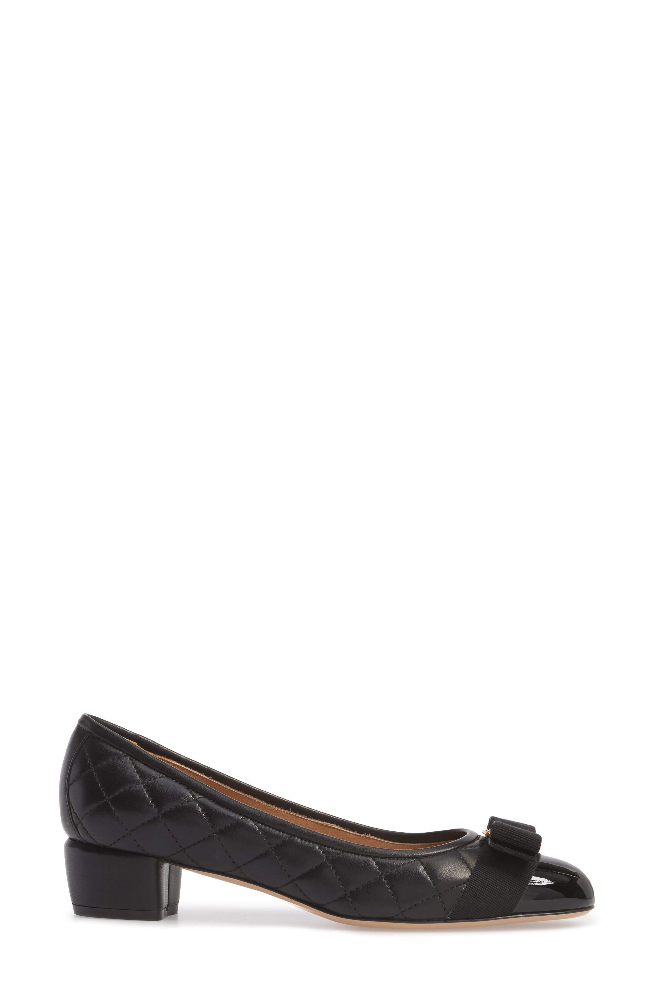 Alternate Image 3  - Salvatore Ferragamo Vara Pump (Women)
