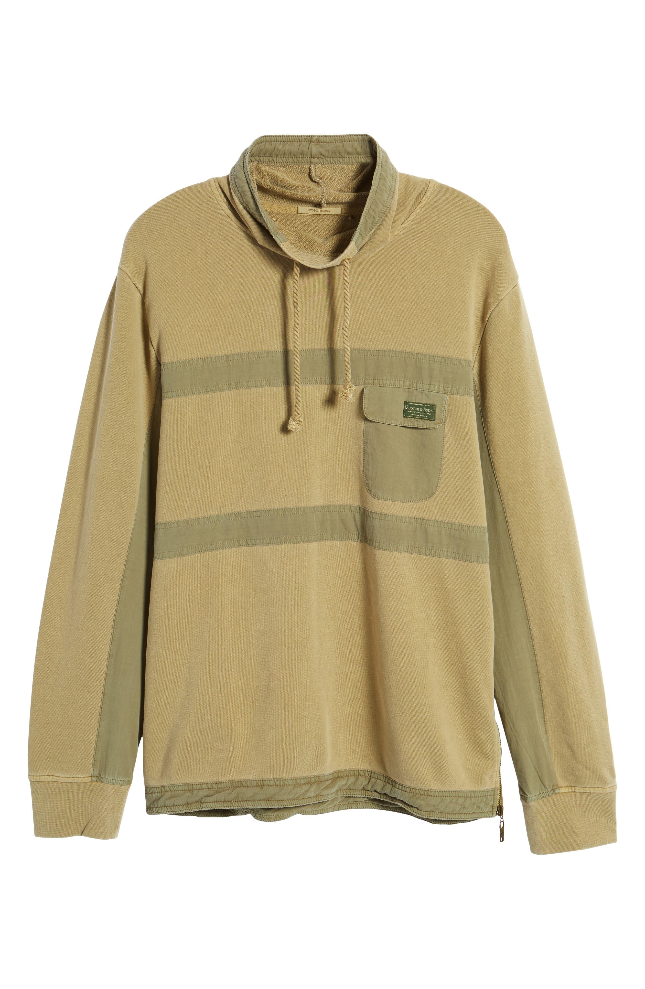 Garment Dyed Sweatshirt,                             Alternate thumbnail 6, color,                             Combo A