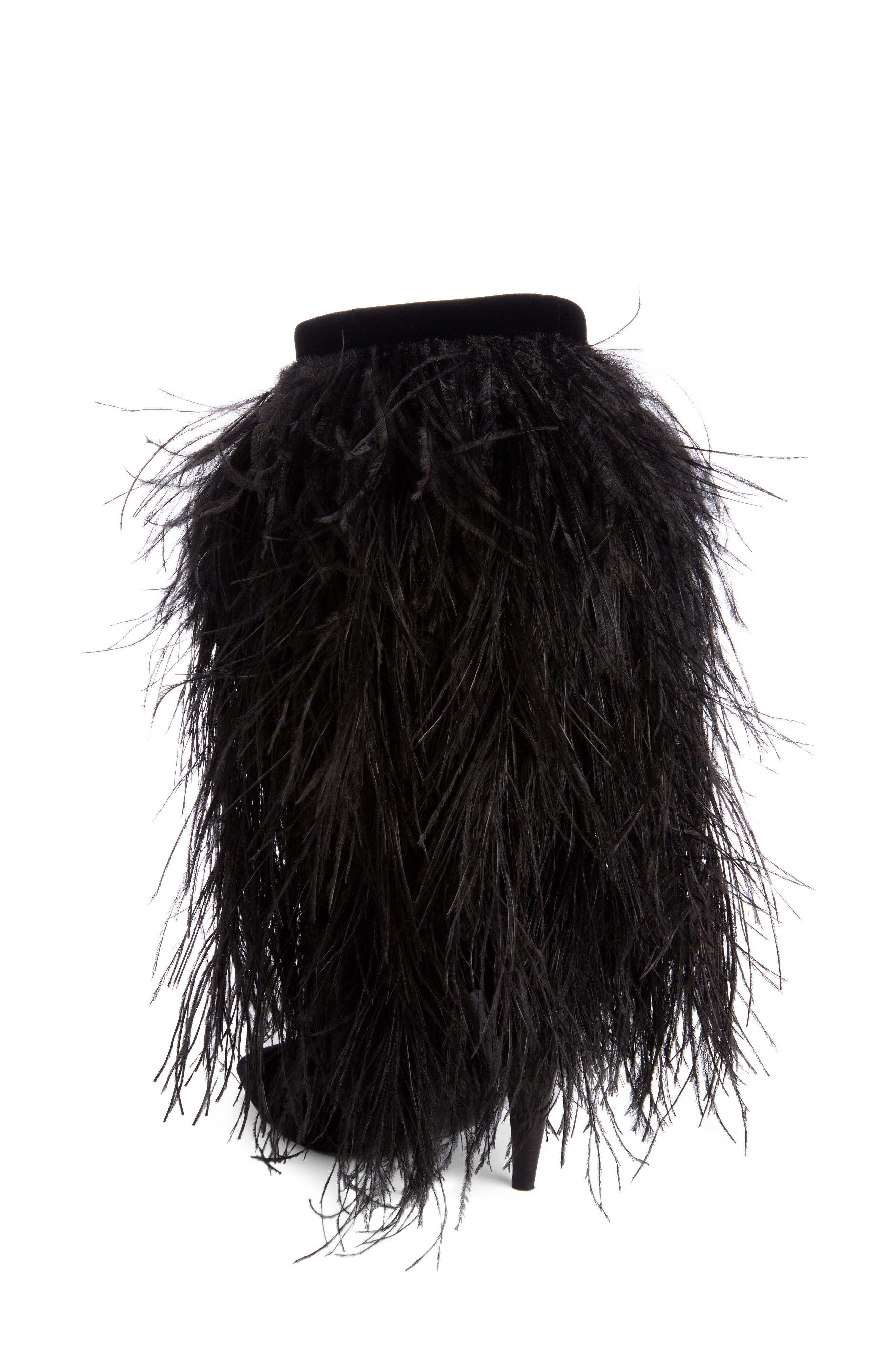 Alternate Image 2  - Saint Laurent Yeti Boot (Women)