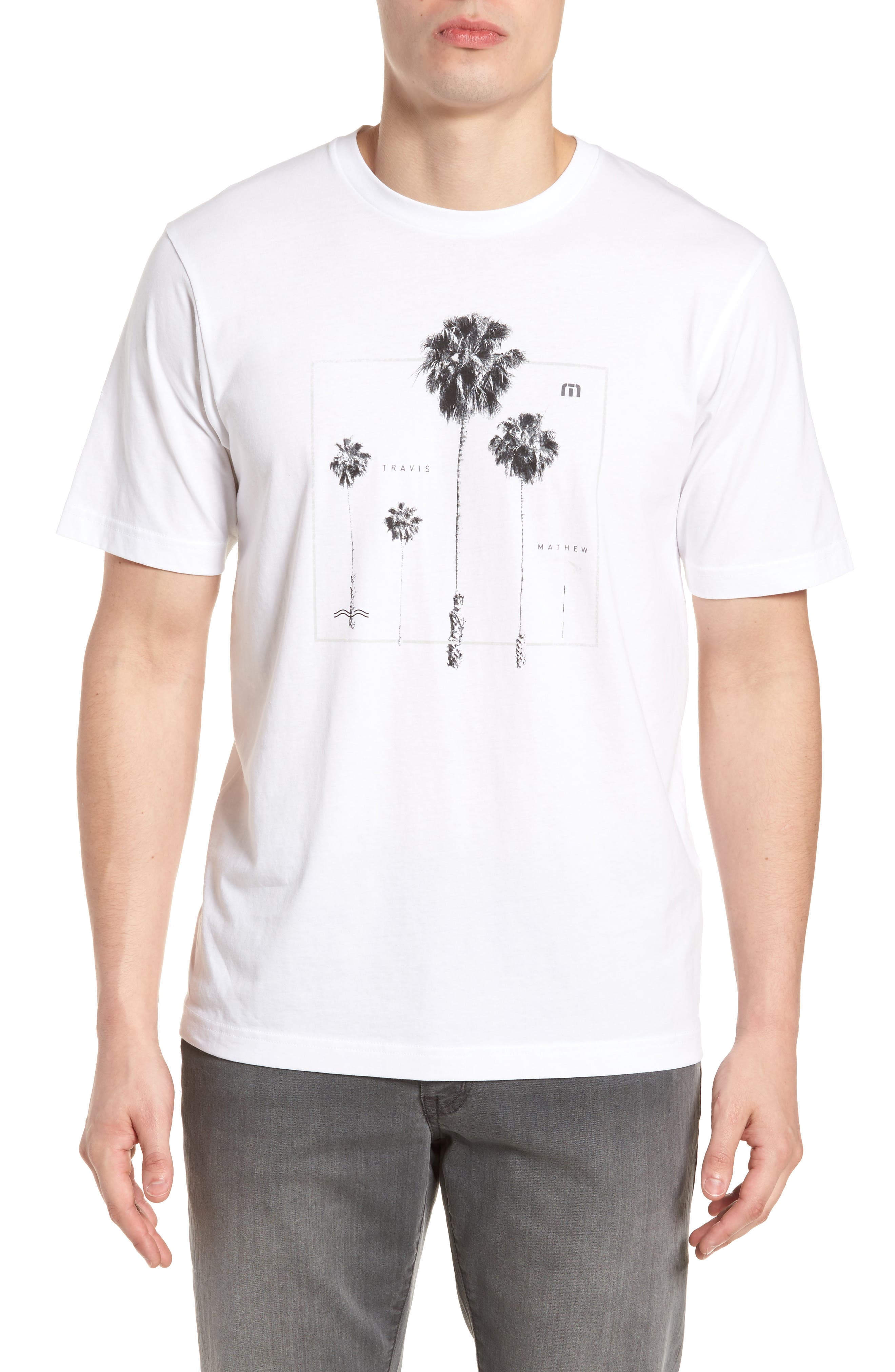 Main Image - Travis Mathew Play Hard Graphic T-Shirt