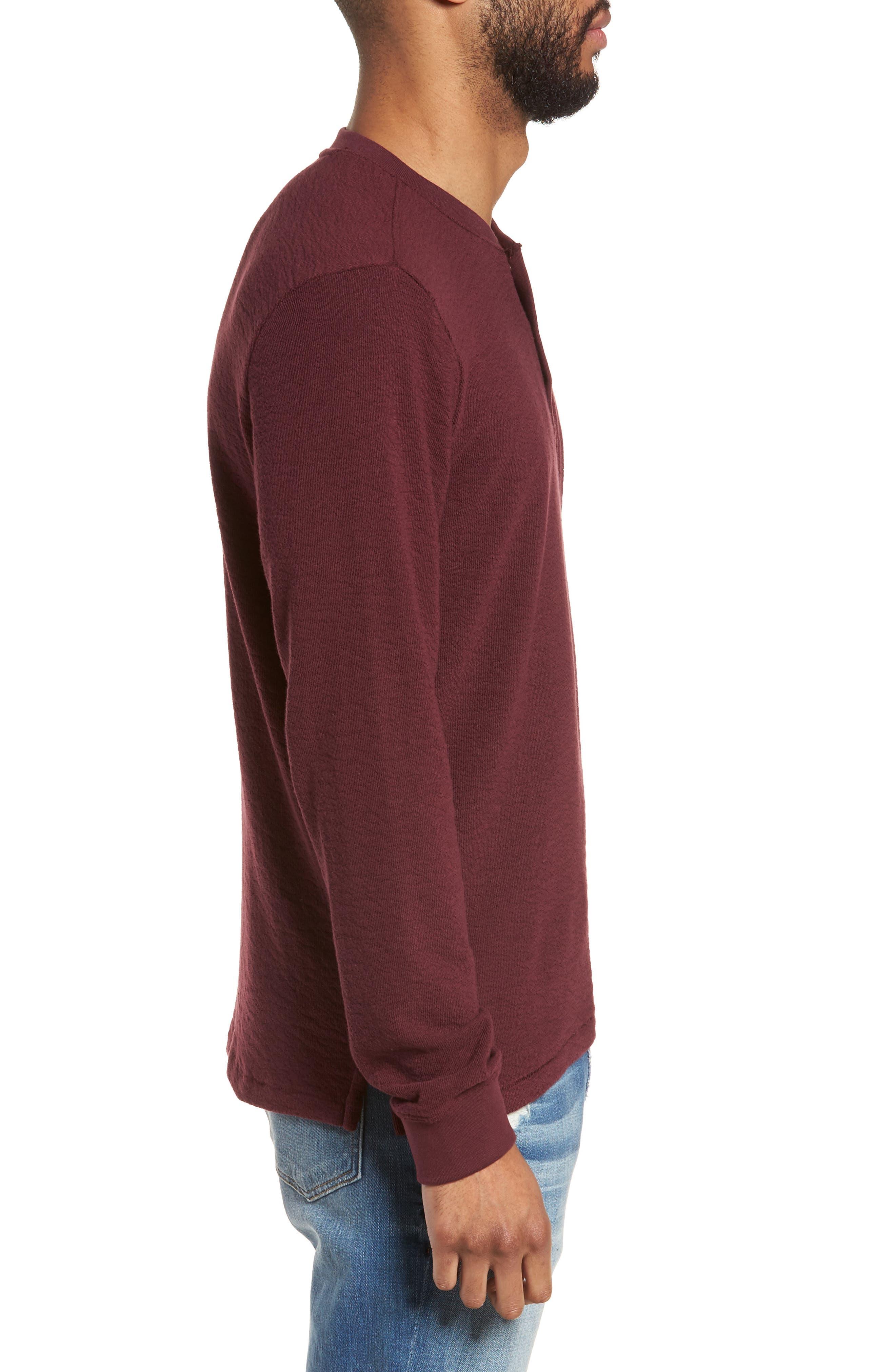Alternate Image 3  - Treasure & Bond Canyon Long Sleeve Henley T-Shirt