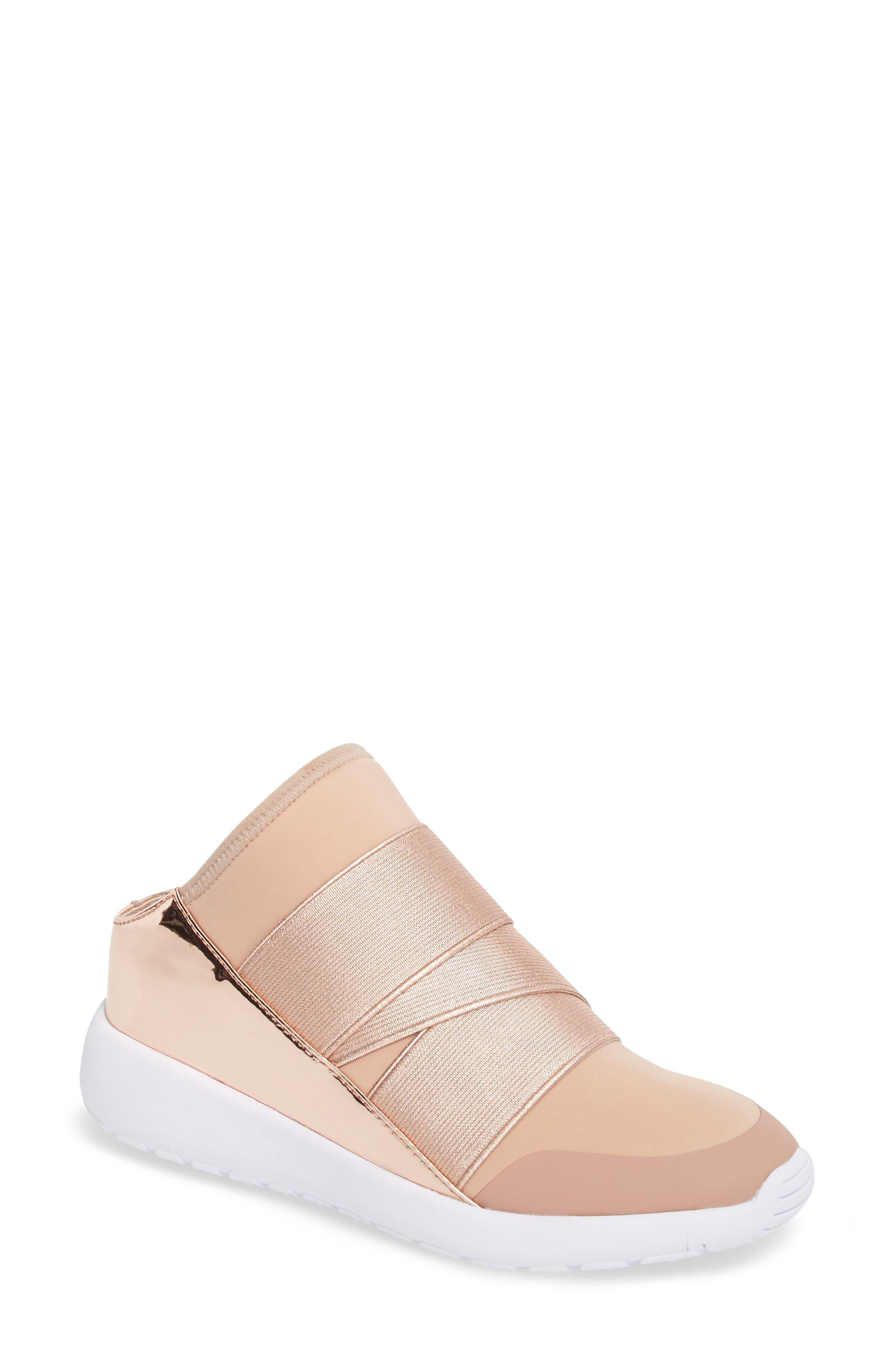 Vine Slip-On Sneaker,                         Main,                         color, Blush